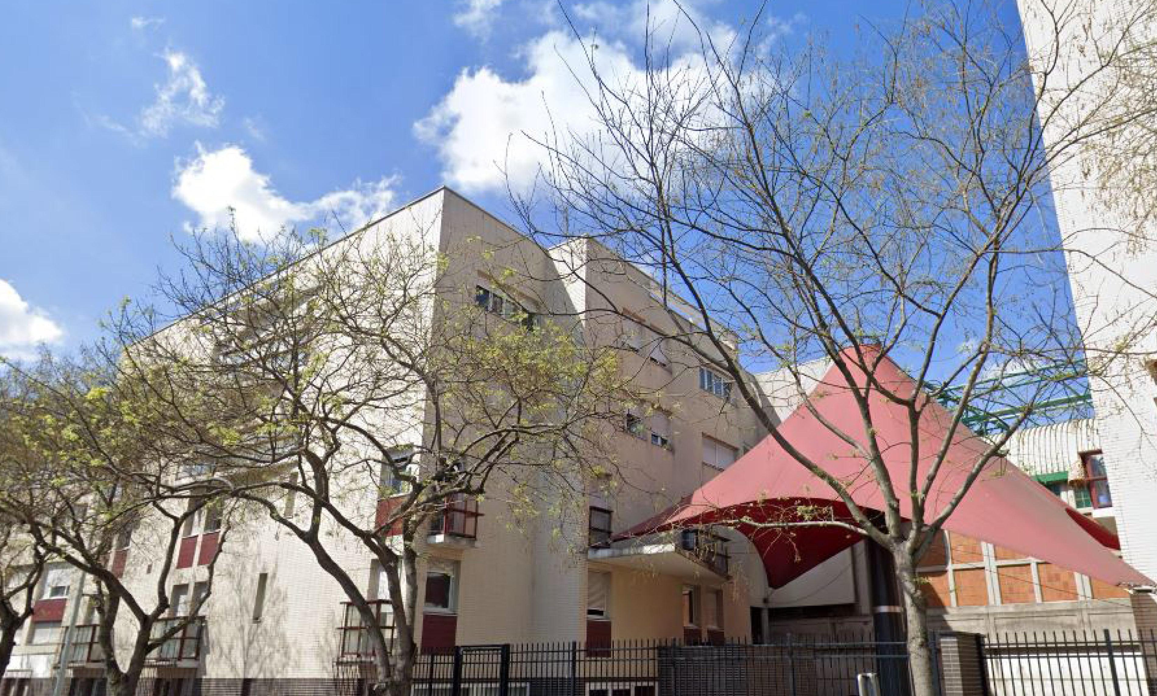 immeuble étudiant résidence LOGIFAC La Courneuve Carmagnole