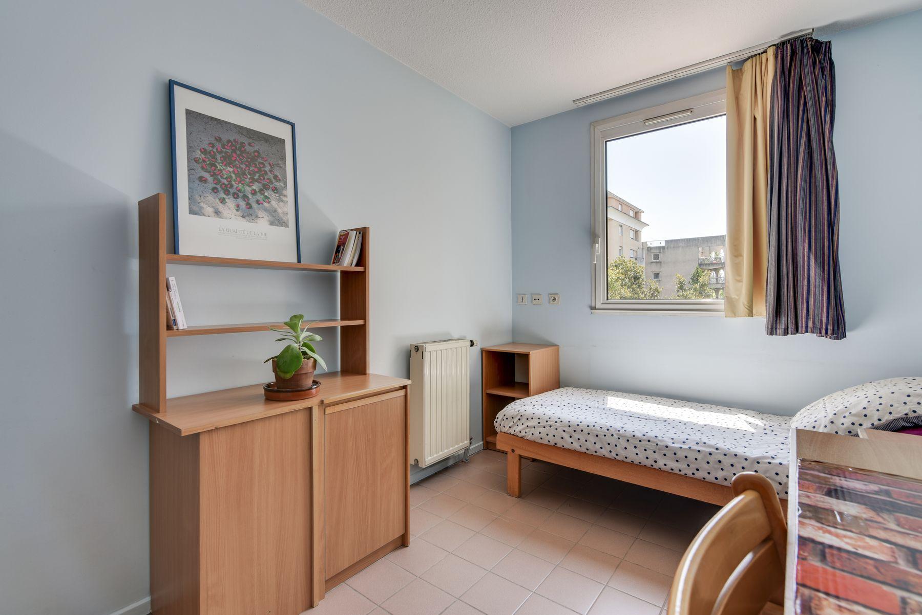 studio résidence étudiante LOGIFAC Le Rossini Aix-en-Provence