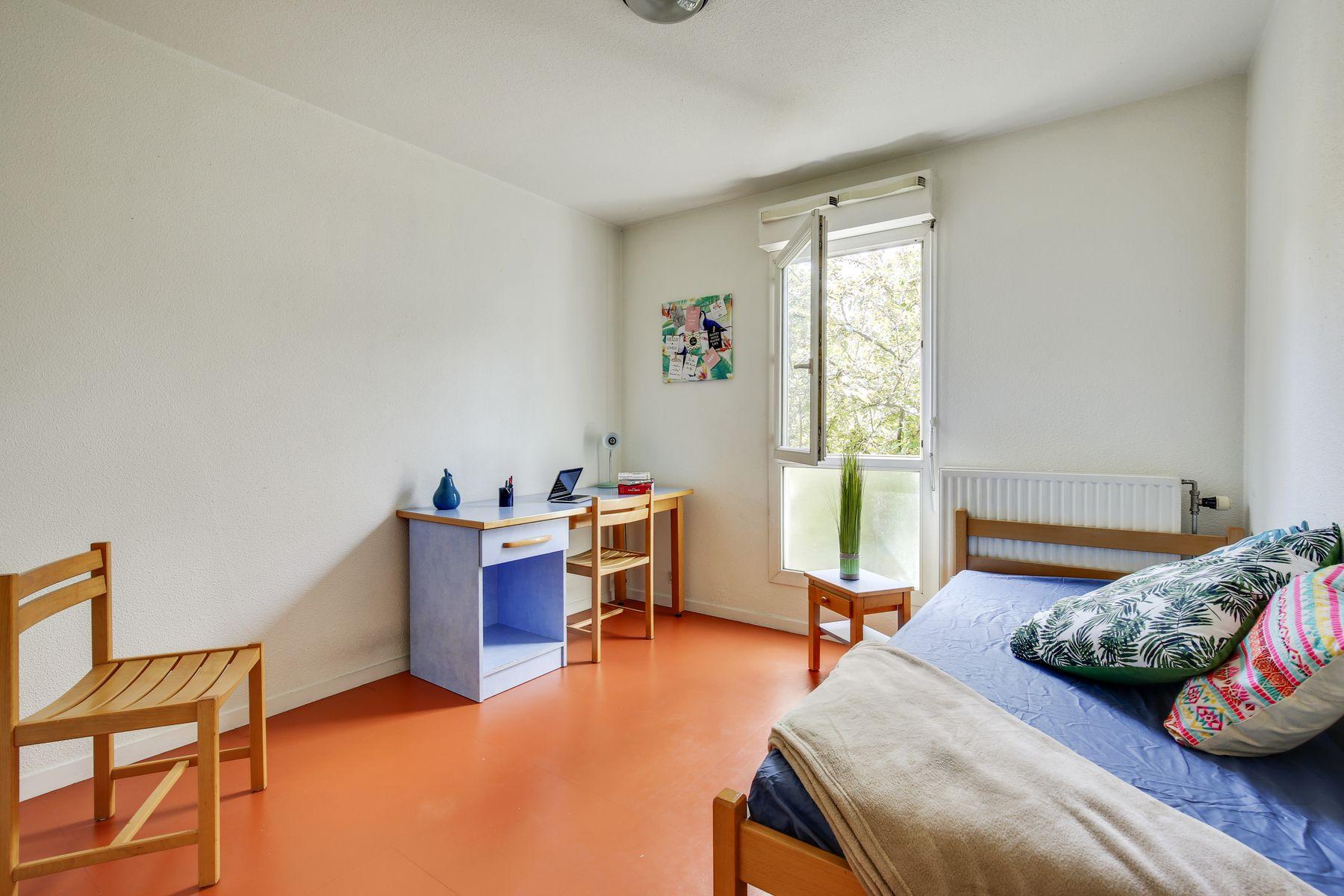 LOGIFAC résidence étudiante Maximilien Perret Alfortville T1