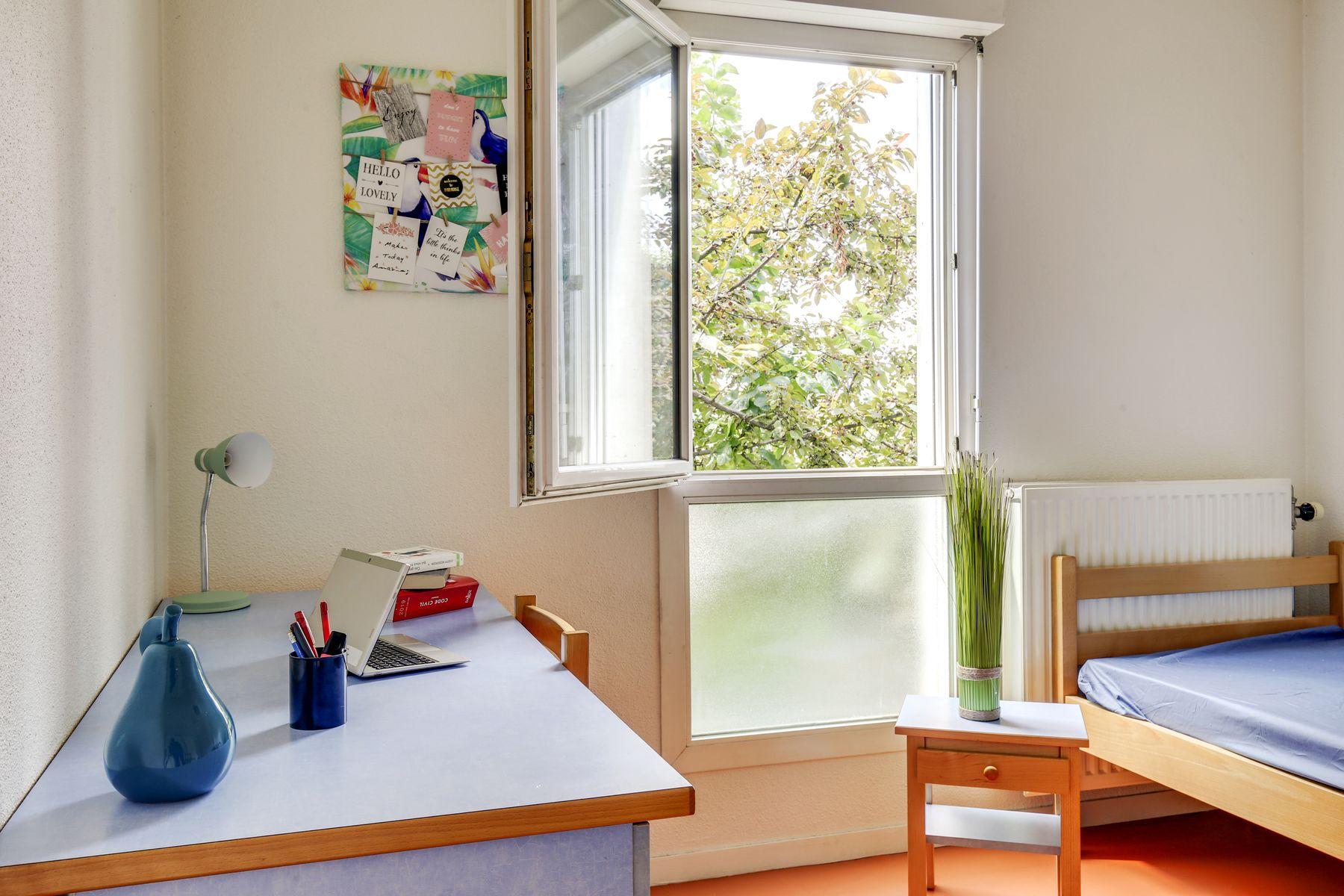 LOGIFAC résidence étudiante Maximilien Perret Alfortville logement