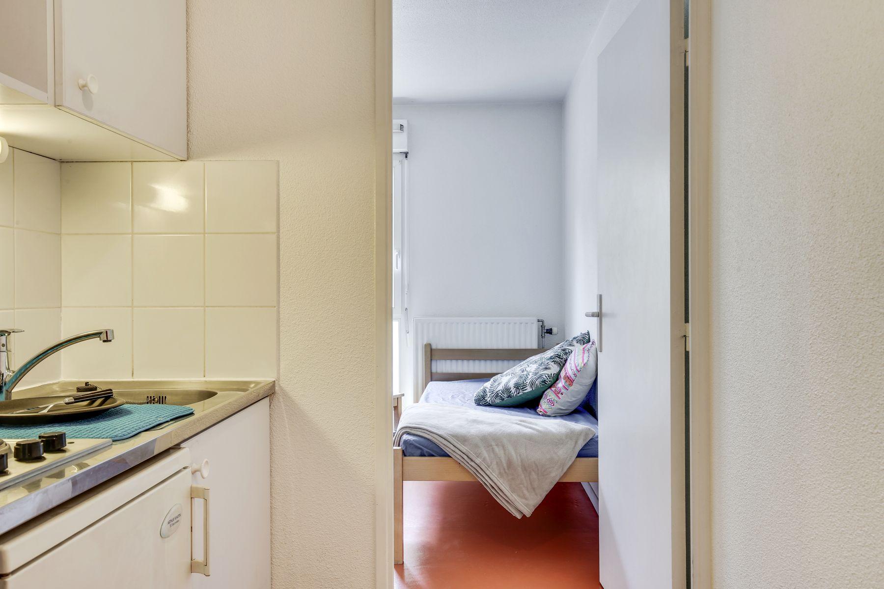 LOGIFAC résidence étudiante Maximilien Perret Alfortville studio
