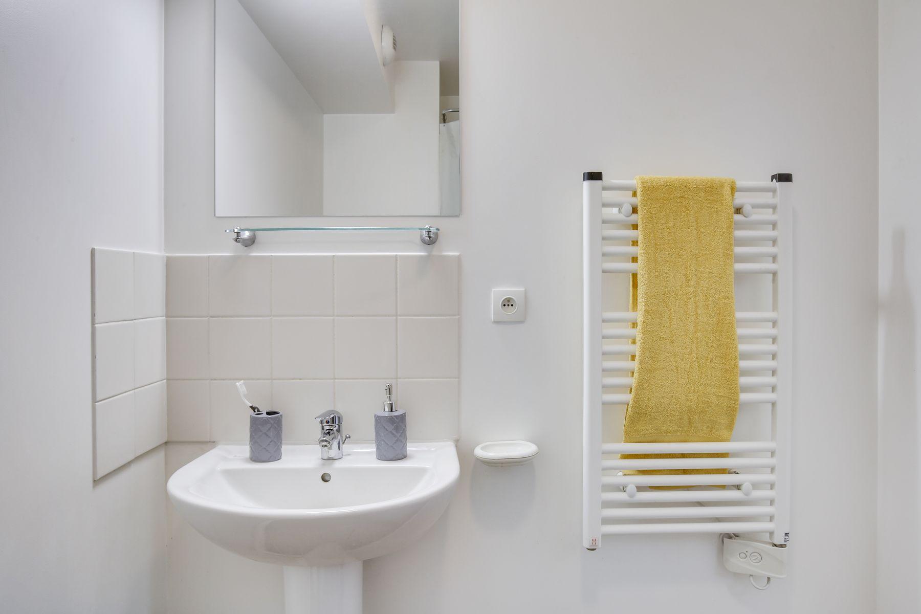 LOGIFAC résidence étudiante Compas Palaiseau seche-serviette