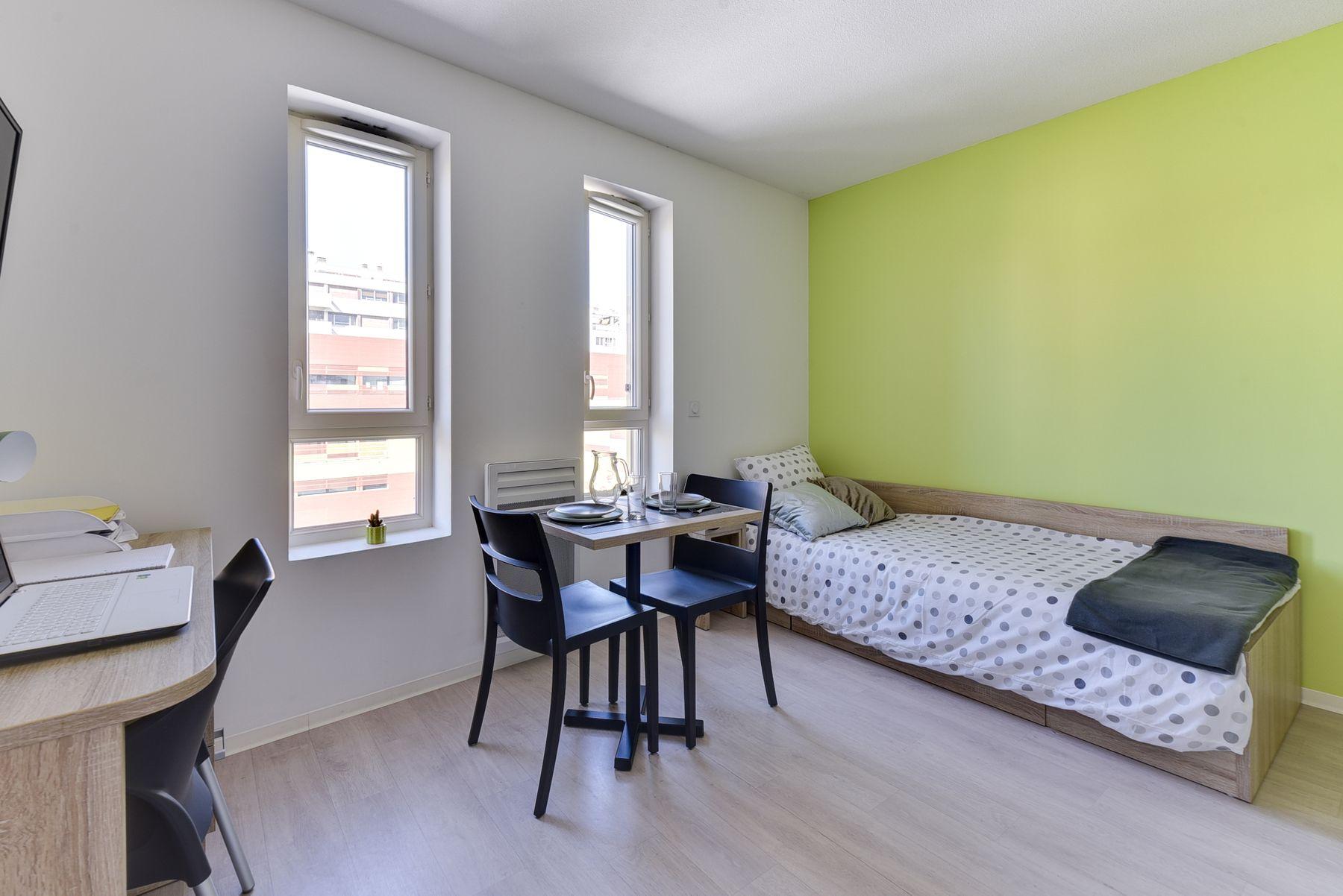 LOGIFAC résidence étudiante Le Conservatoire Perpignan logement