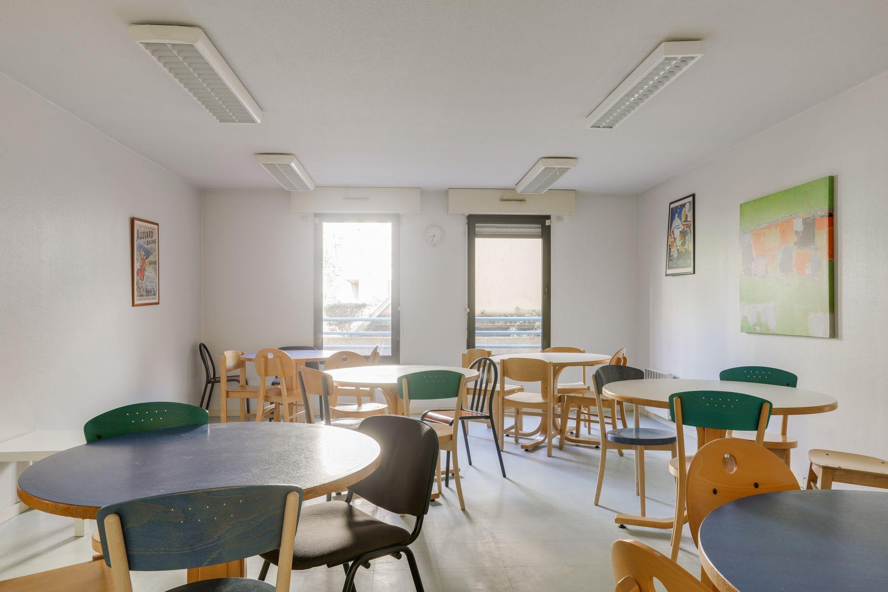LOGIFAC résidence étudiante Corneille Rouen foyer
