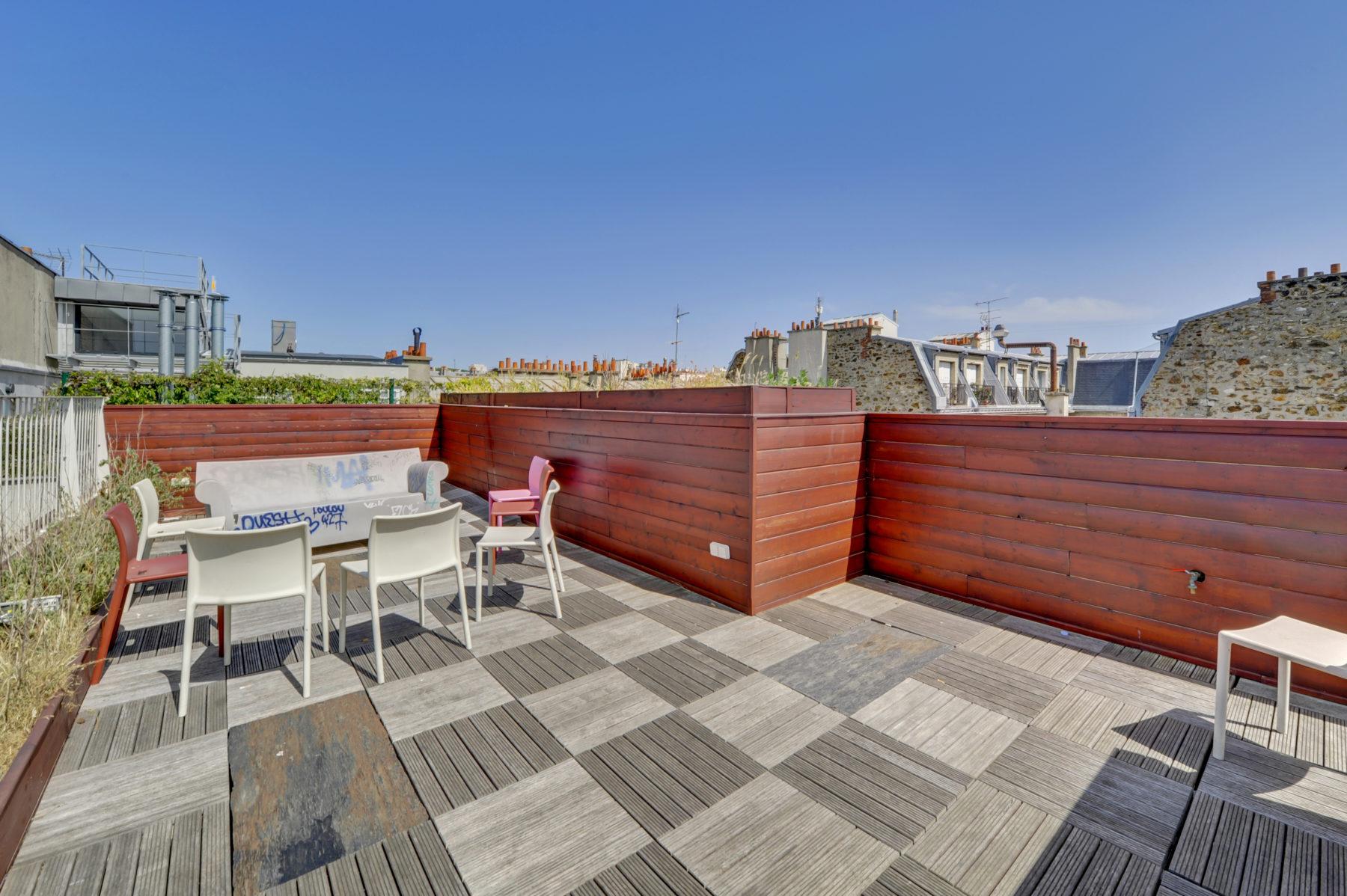 rooftop étudiant Paris 12e arrondissement