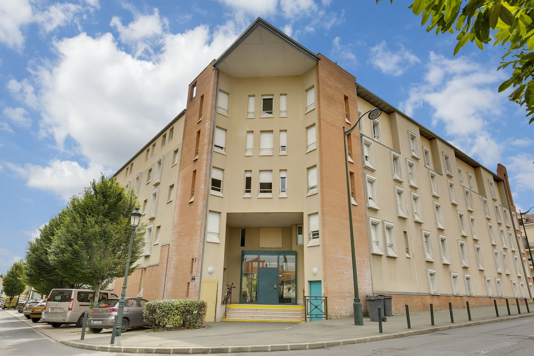LOGIFAC résidence étudiante Ecrivains Carrières sur seine accès sécurisé