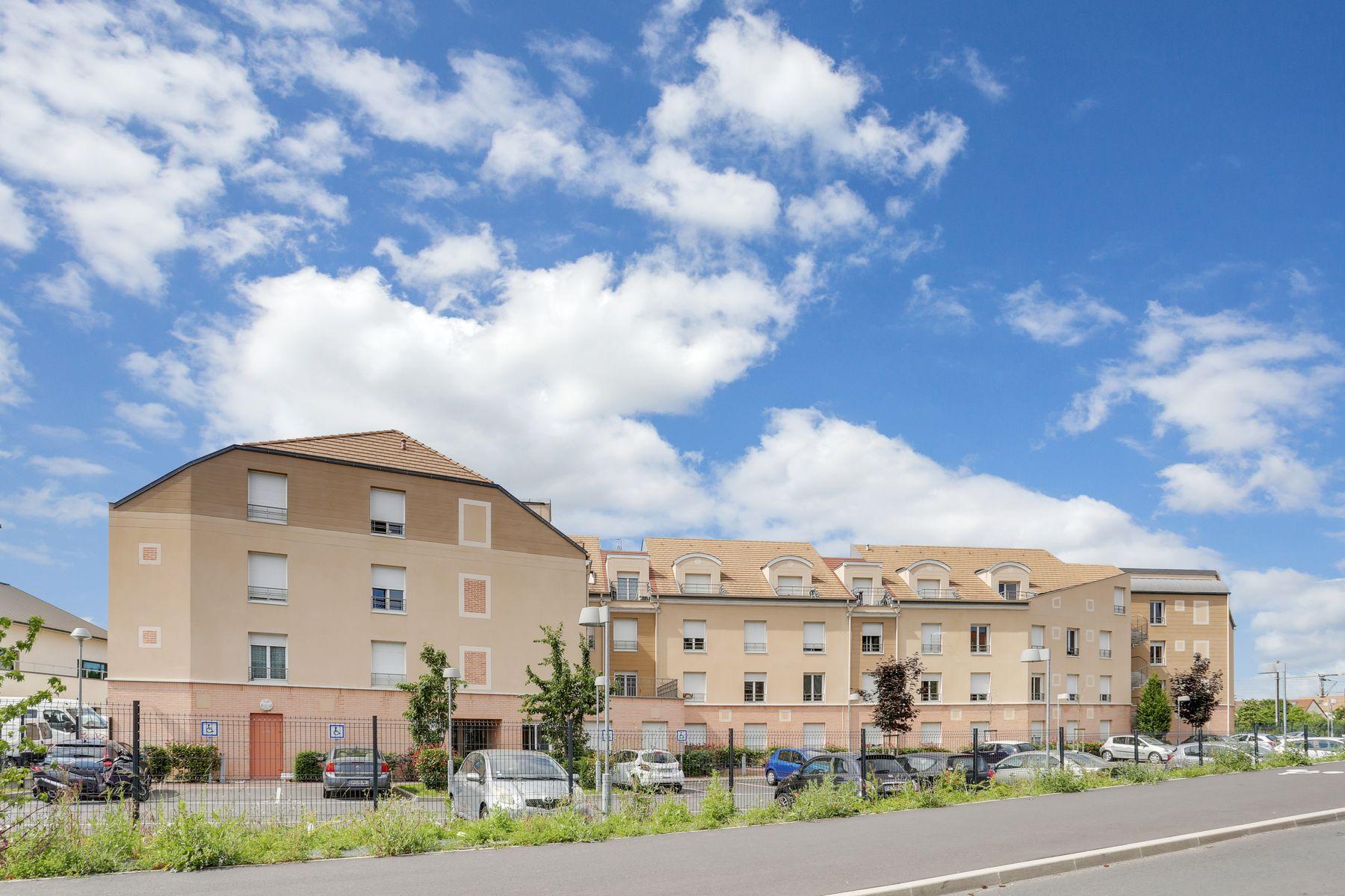 LOGIFAC résidence étudiante Fourmont Herblay sur seine accès