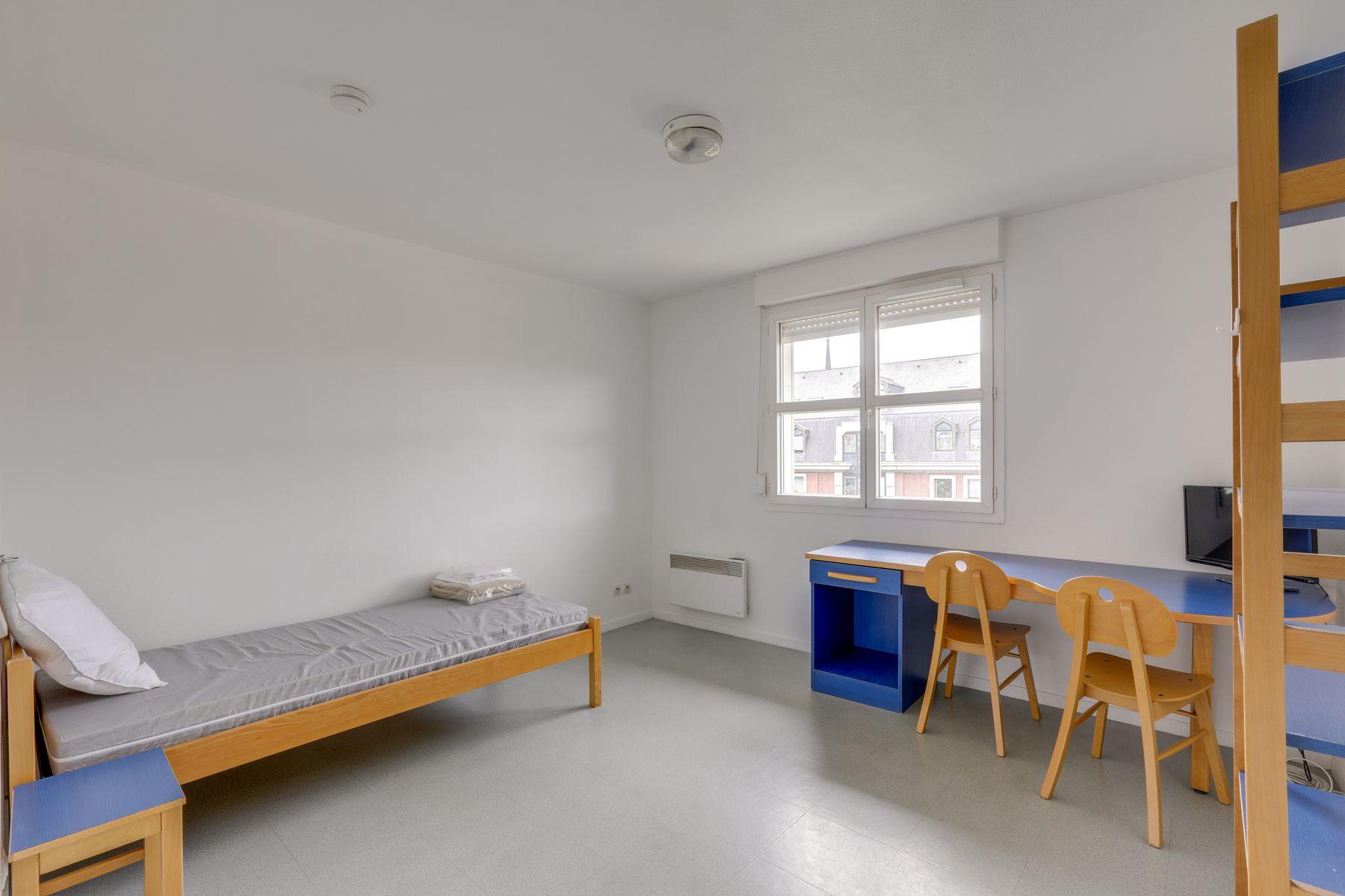 LOGIFAC résidence étudiante Gambetta Rouen appart
