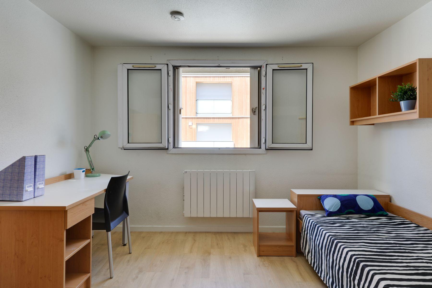 LOGIFAC résidence étudiante Anthoard Grenoble logement équipé