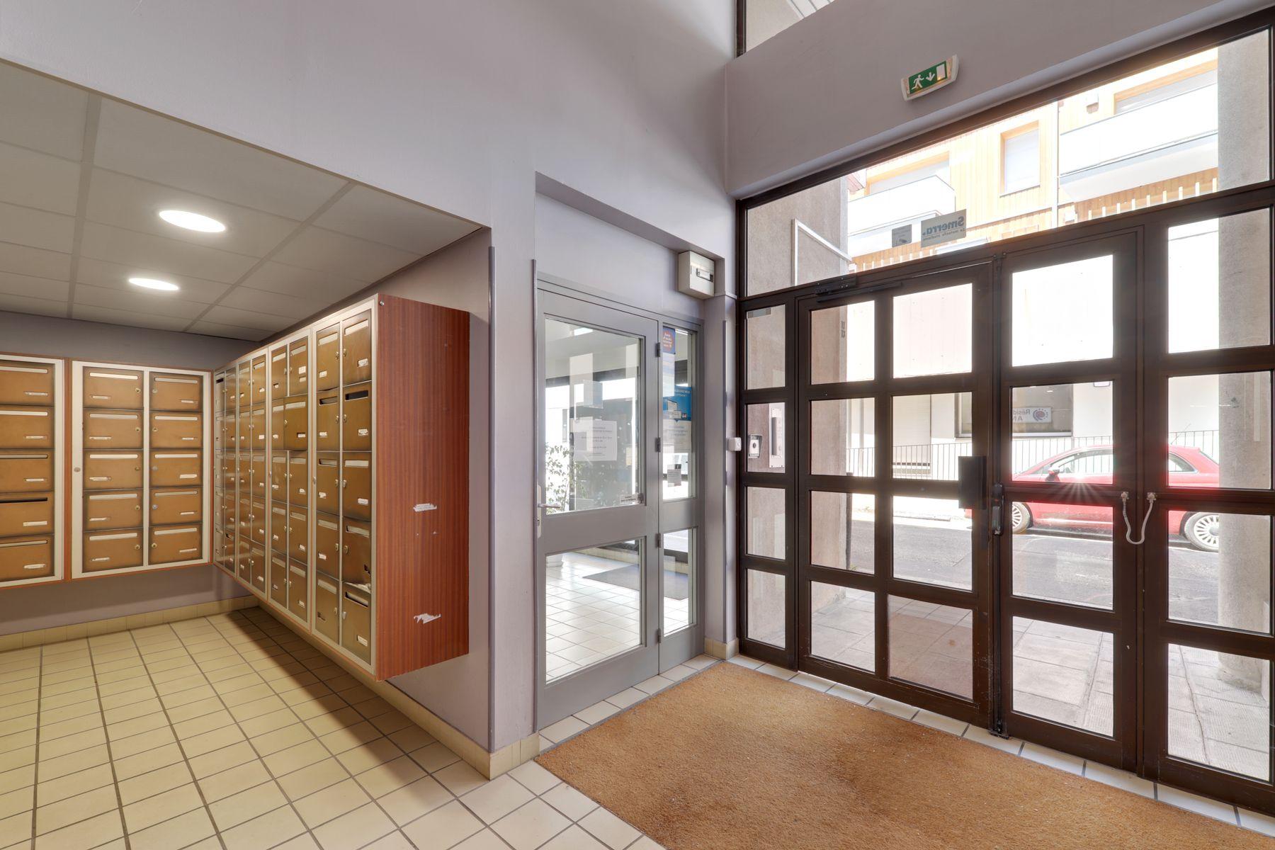 LOGIFAC résidence étudiante Anthoard Grenoble accès