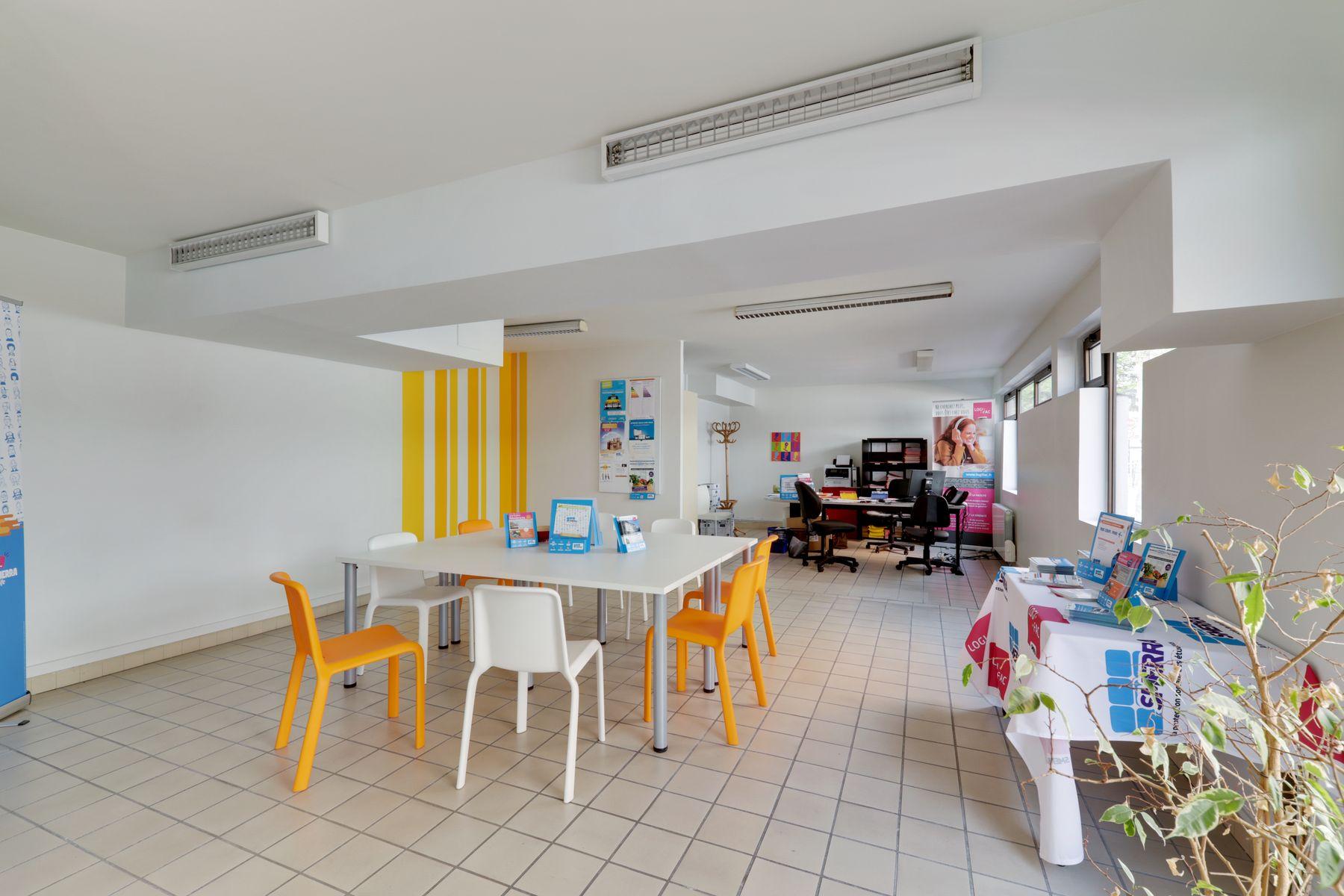 LOGIFAC résidence étudiante Anthoard Grenoble co-working