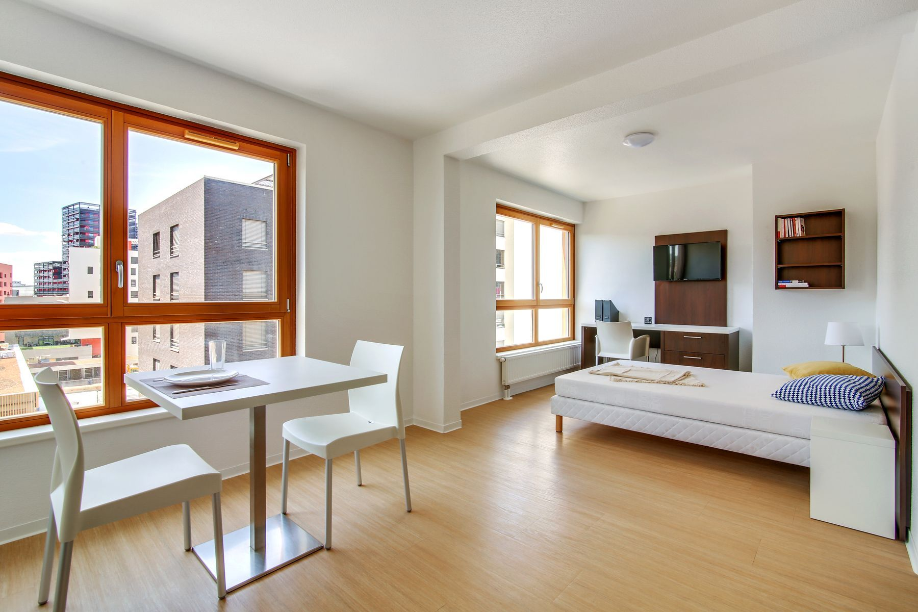 LOGIFAC résidence étudiante Kellerman Strasbourg équipé