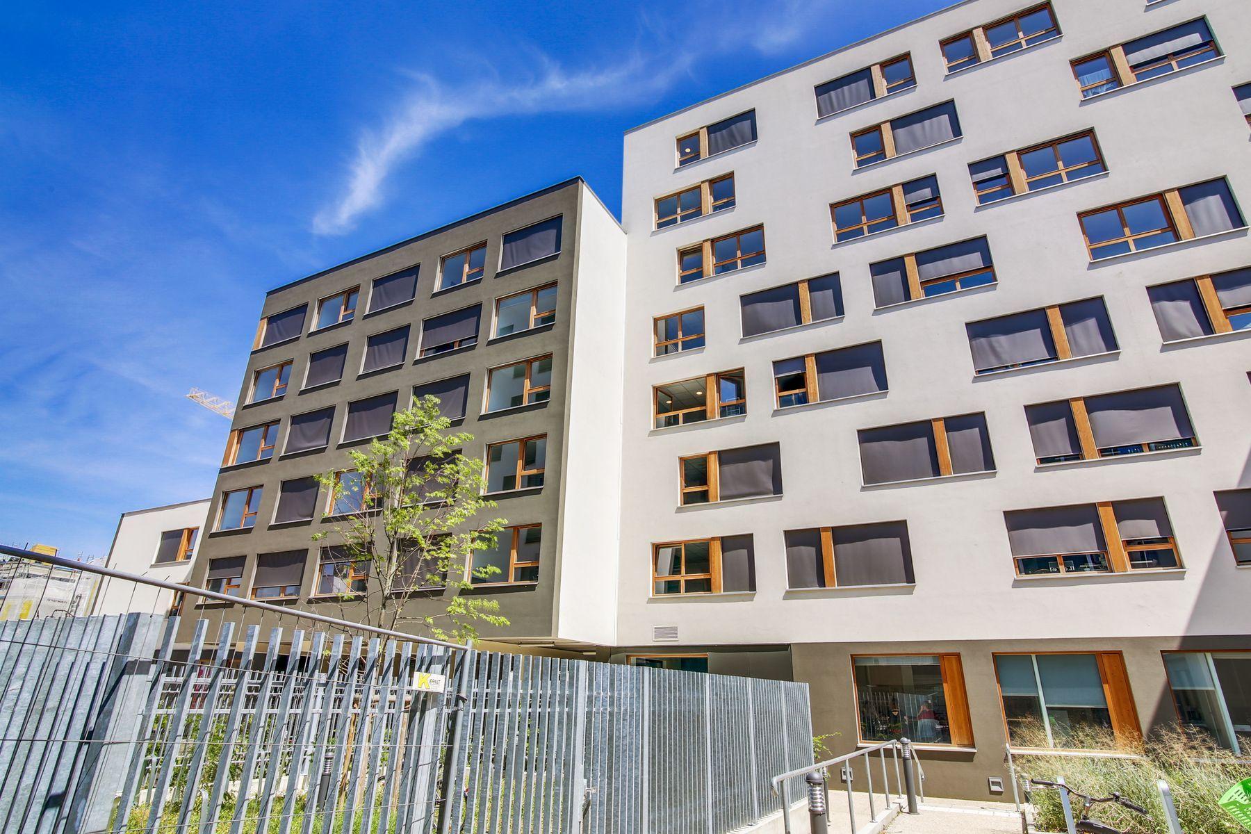 LOGIFAC résidence étudiante Kellerman Strasbourg accès immeuble