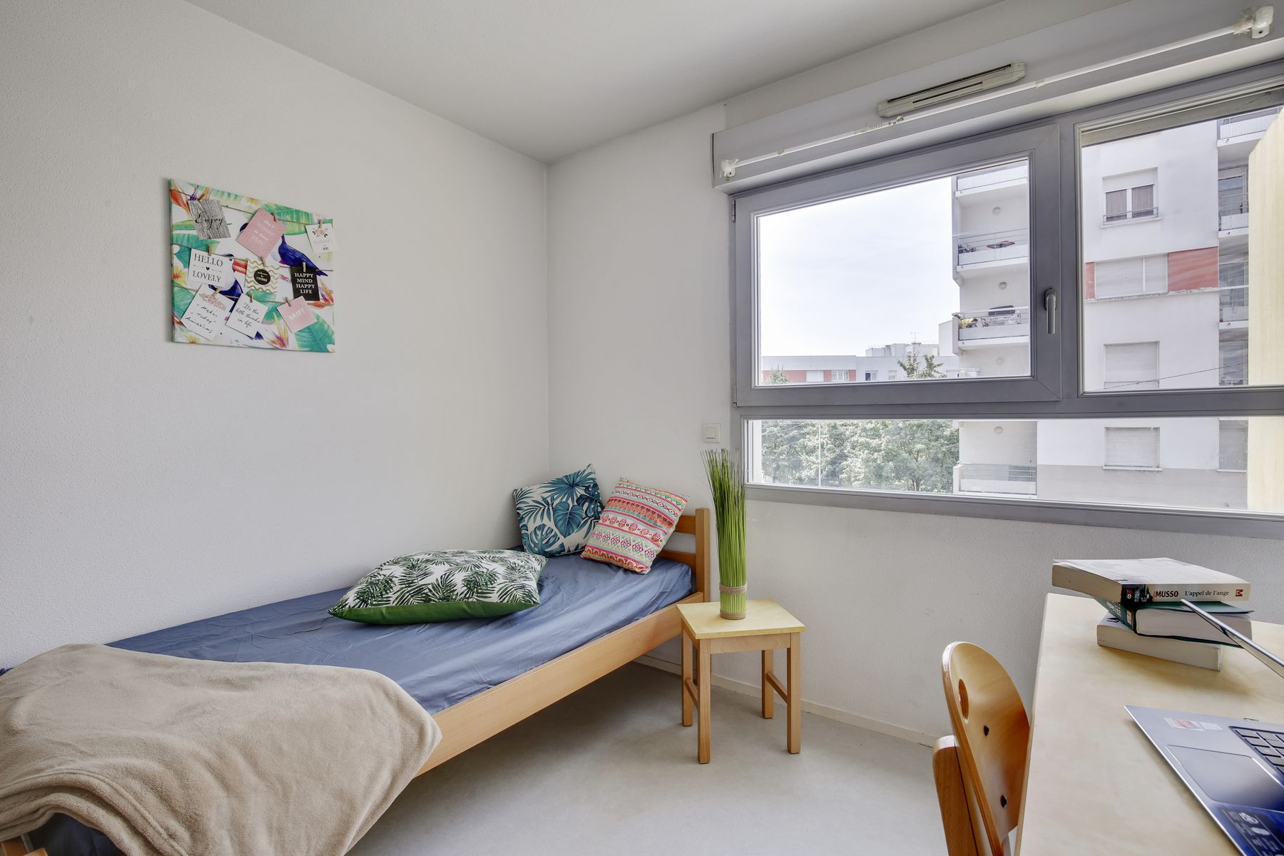 LOGIFAC résidence étudiante Léo Ferré Orly studio
