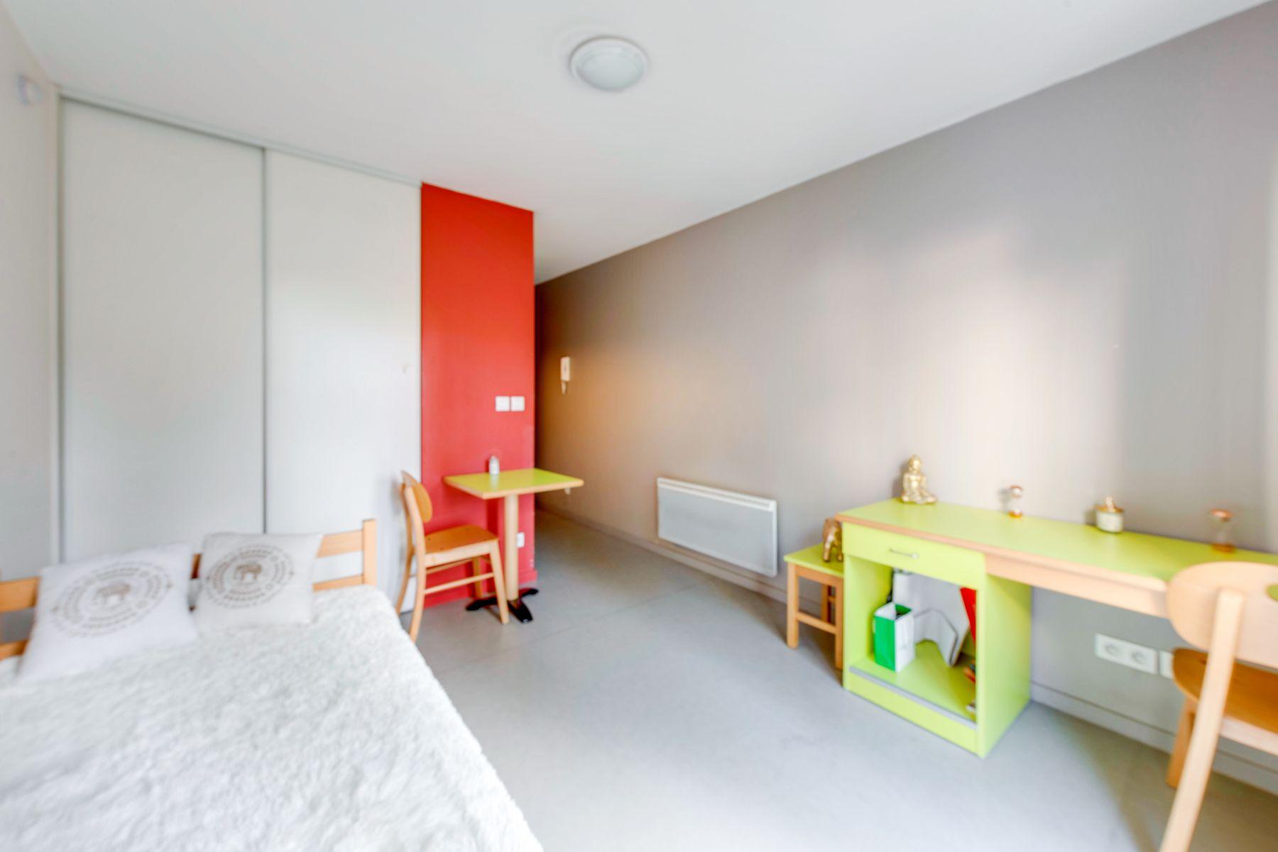T1 résidence étudiante LOGIFAC Rimbaud