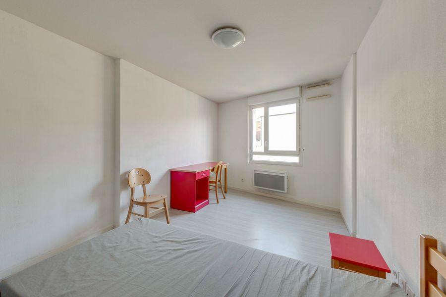 appartement résidence étudiante LOGIFAC Bancel Lyon