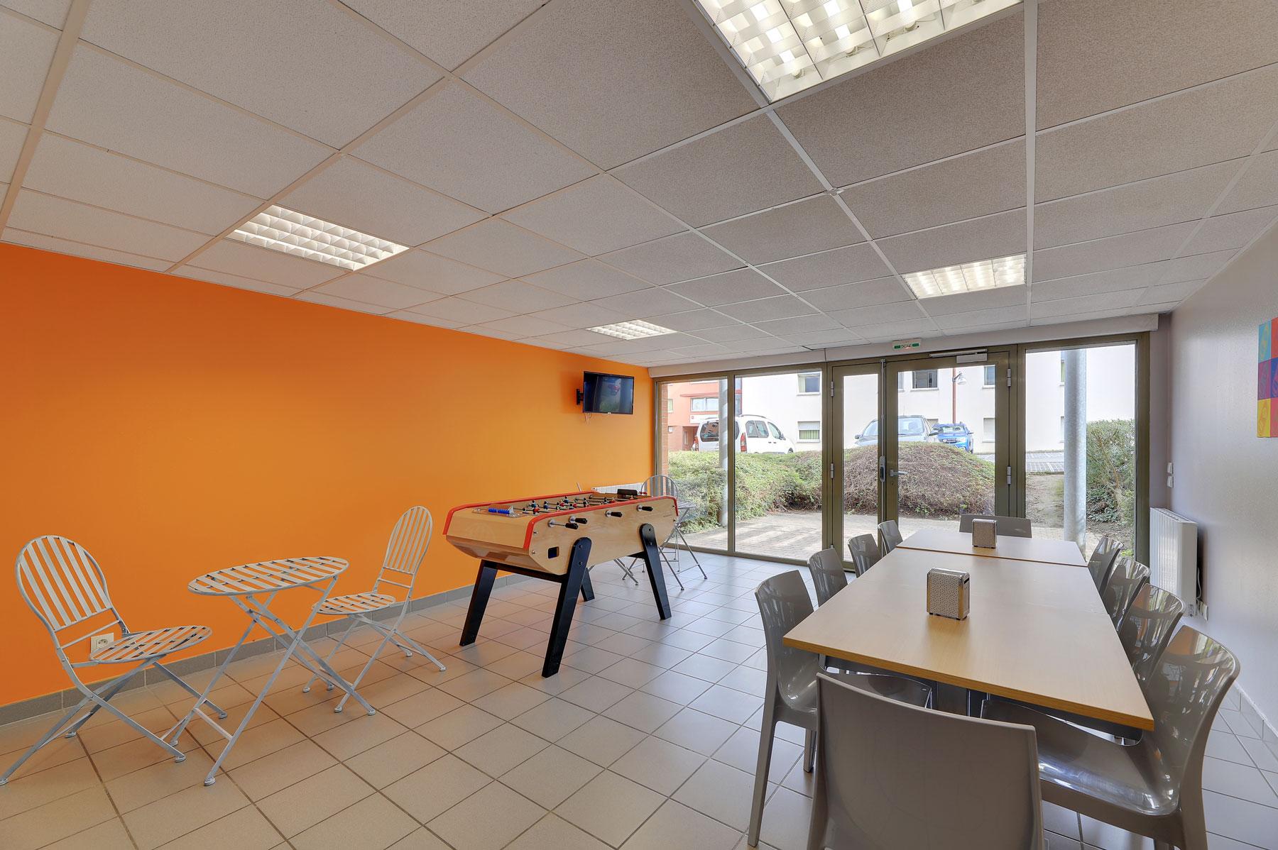 foyer résidence étudiante LOGIFAC Valenciennes City études