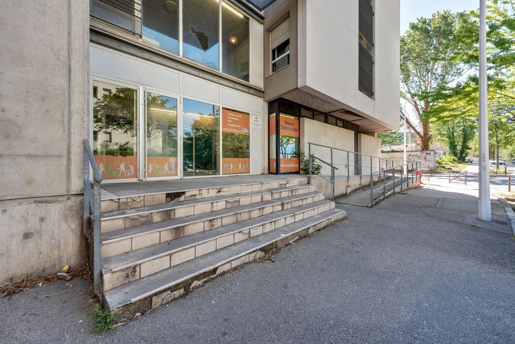 Maison des Étudiants du Rhône LOGIFAC accès sécurisé
