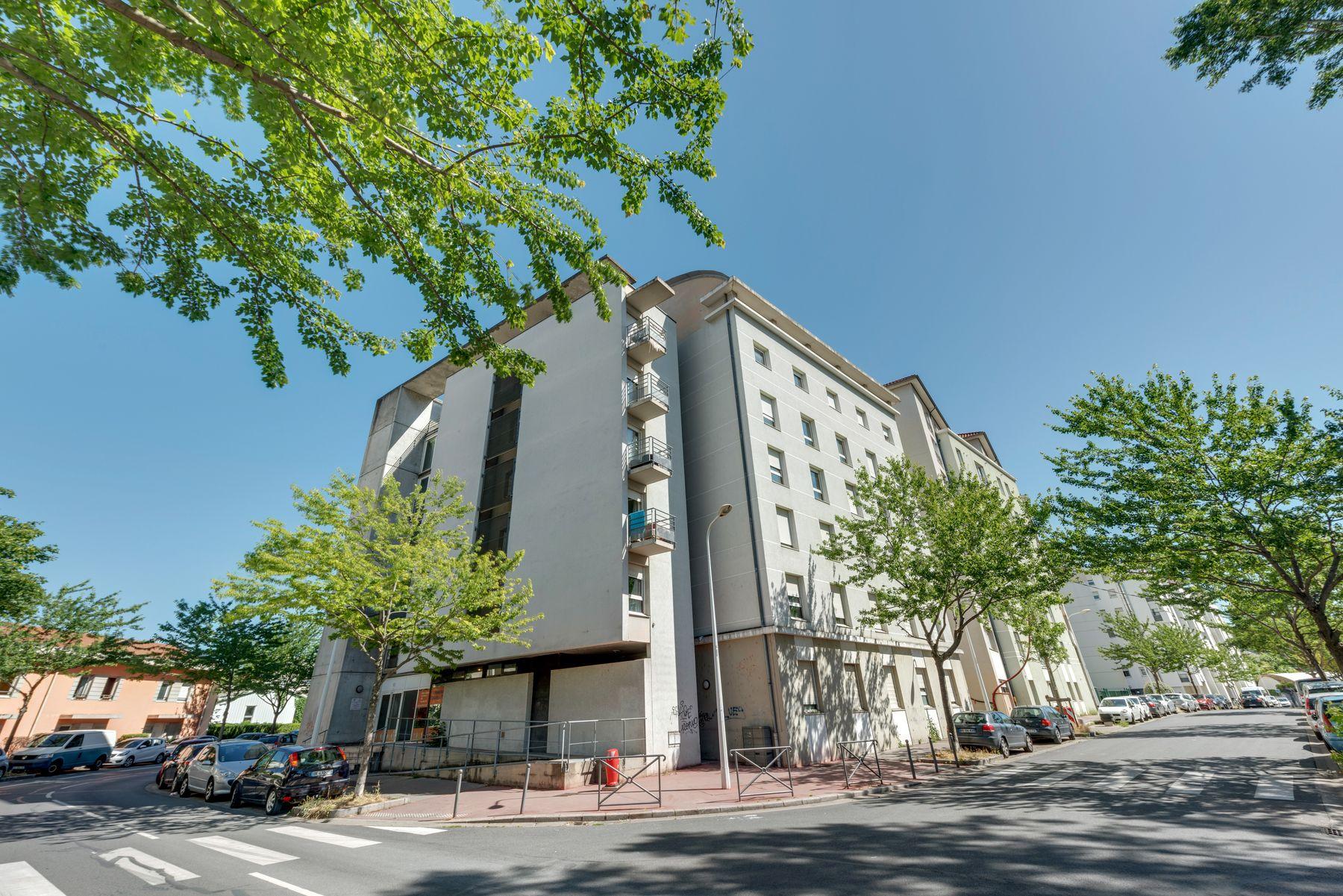 Lyon 9 résidence étudiante LOGIFAC MDER
