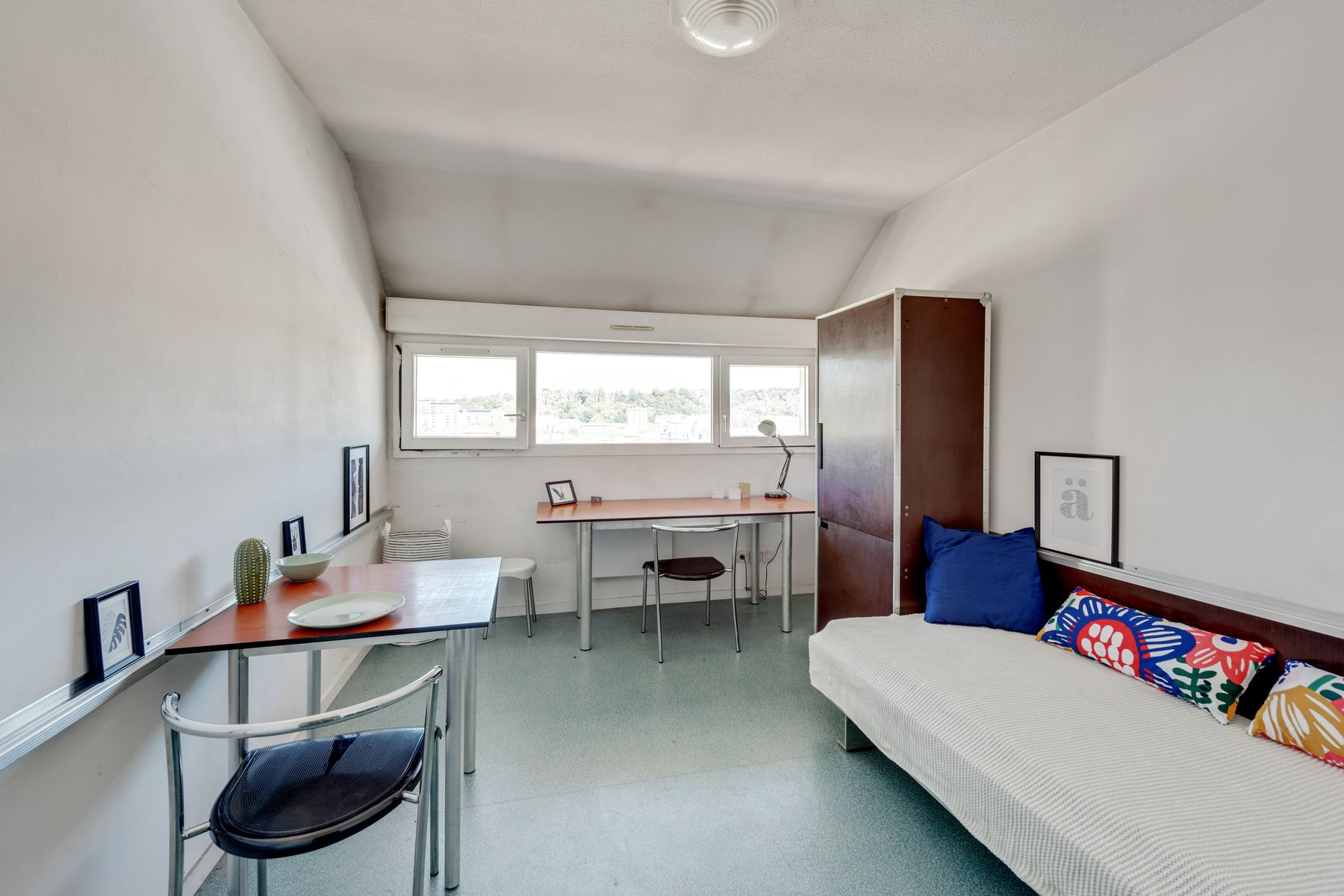 Maison des Étudiants du Rhône LOGIFAC résidence étudiante studio