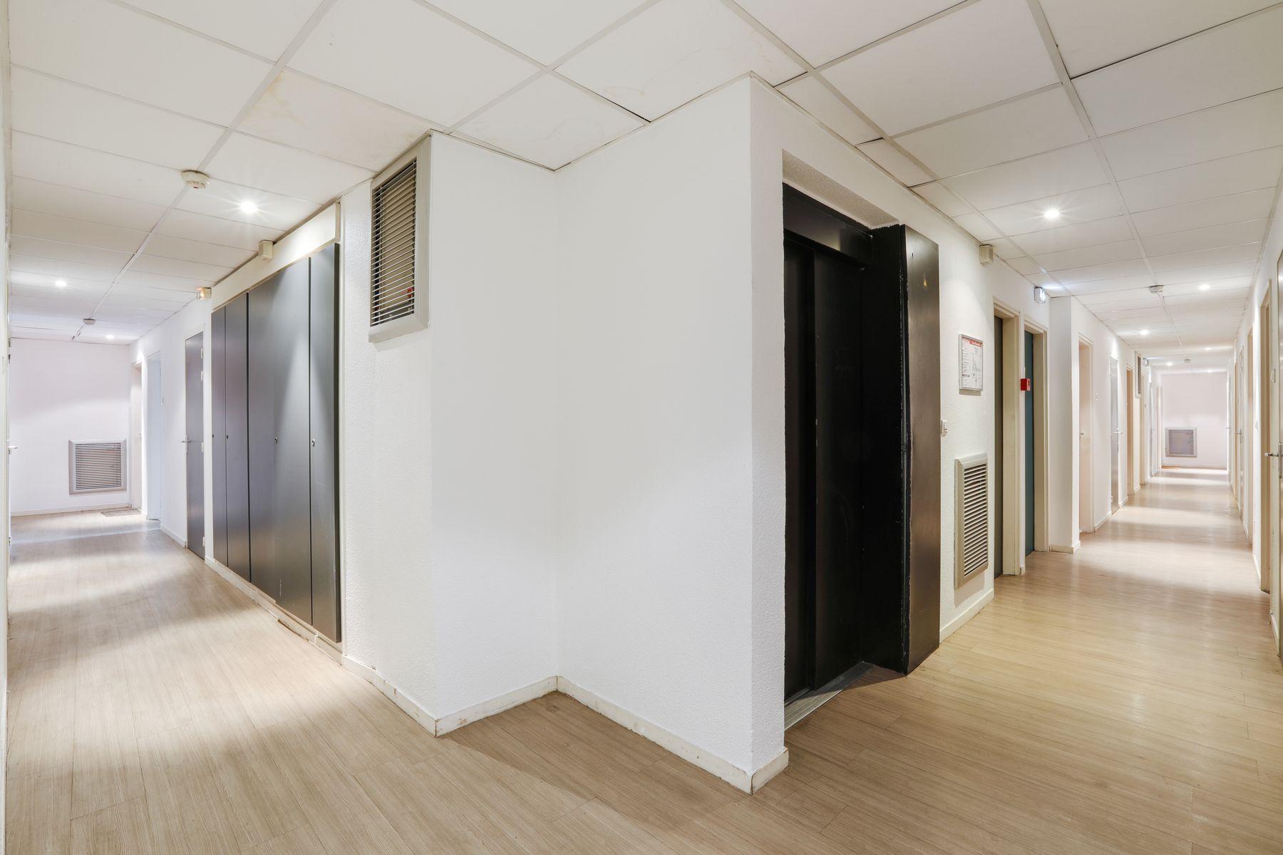 LOGIFAC résidence étudiante Pasteur Rouen ascenseur