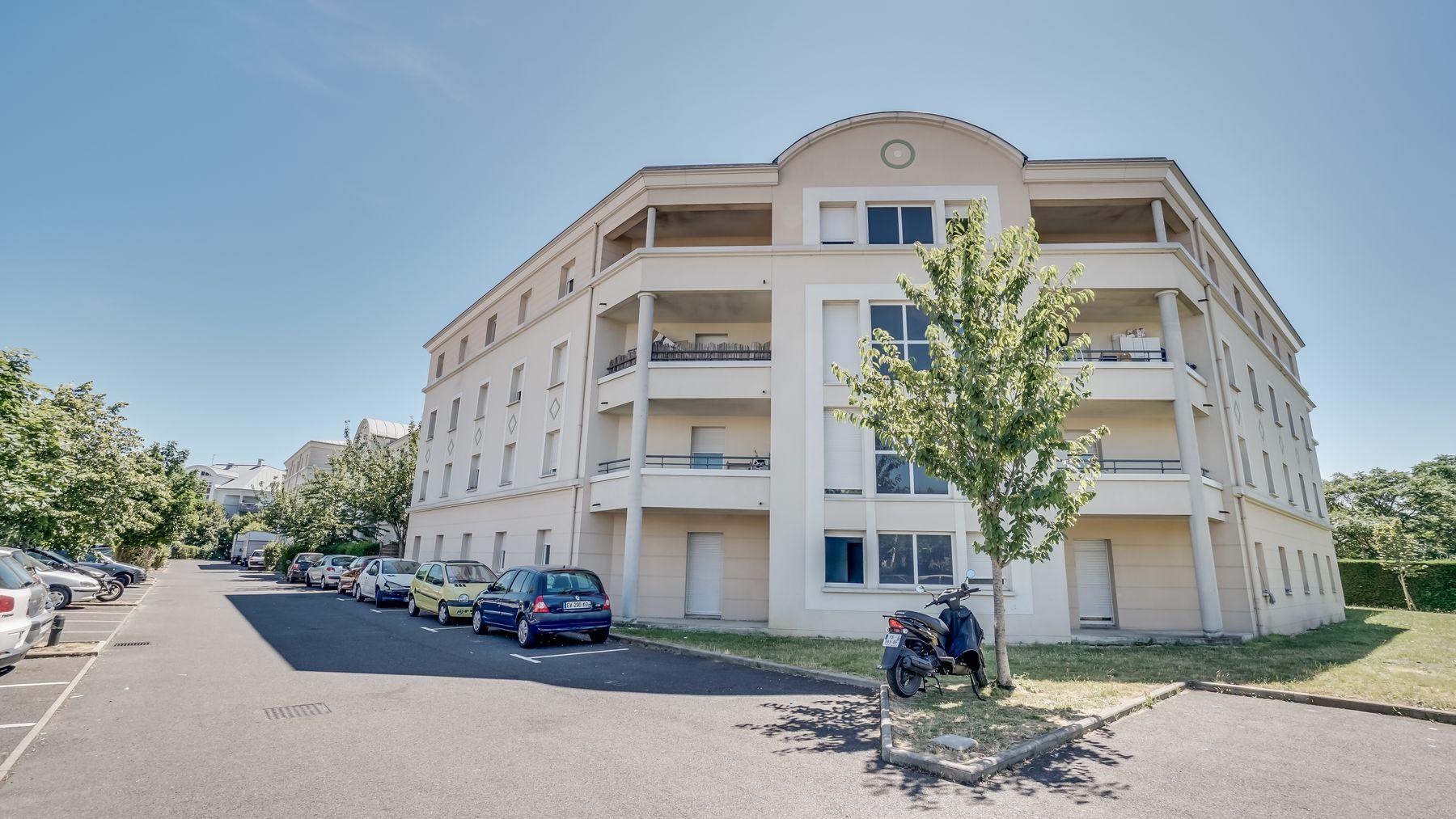 LOGIFAC résidence étudiante Picasso Villeneuve localisation