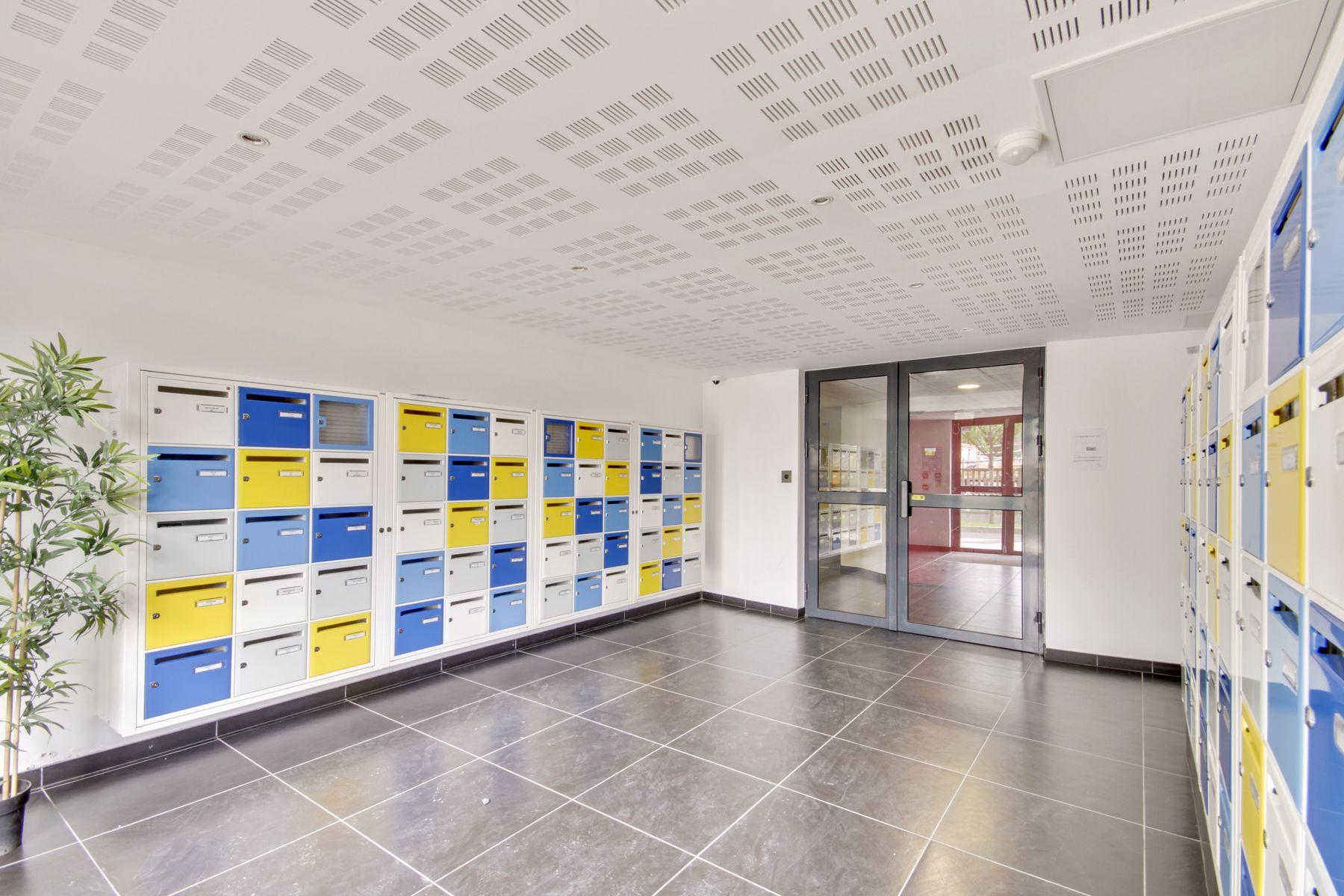 LOGIFAC résidence étudiante Prunais Villiers sur Marne espaces communs