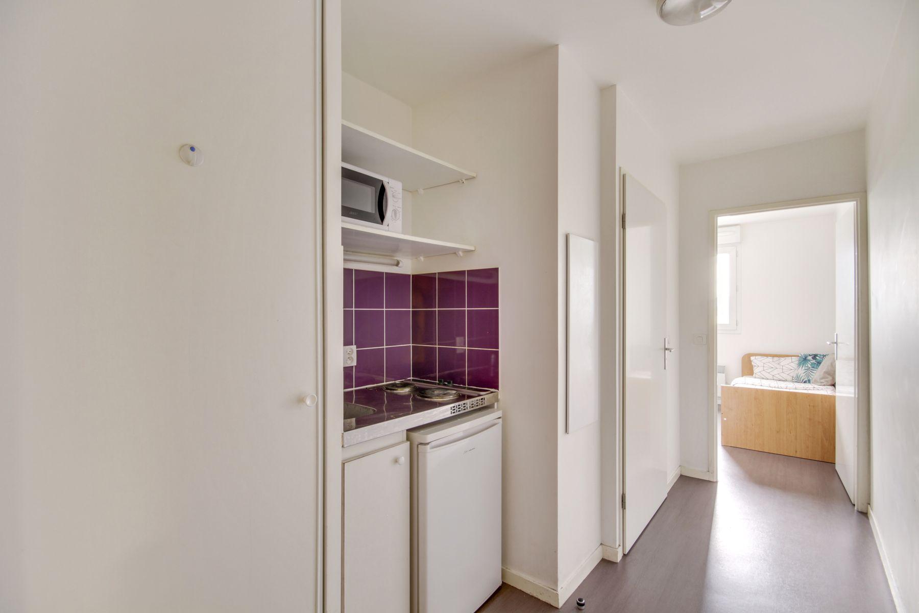 LOGIFAC résidence étudiante Prunais Villiers sur Marne logement