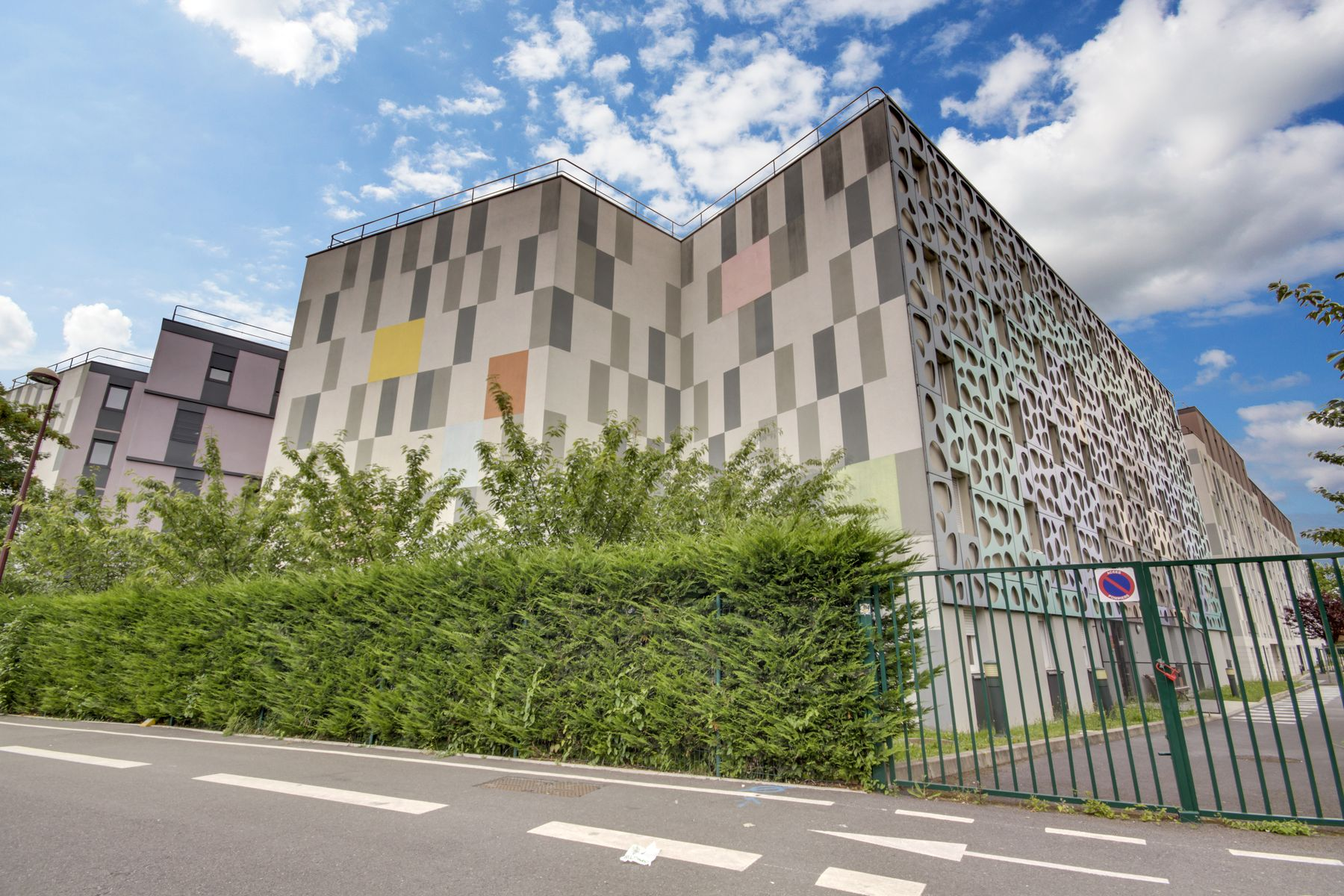 LOGIFAC résidence étudiante Prunais Villiers sur Marne accès sécurisé