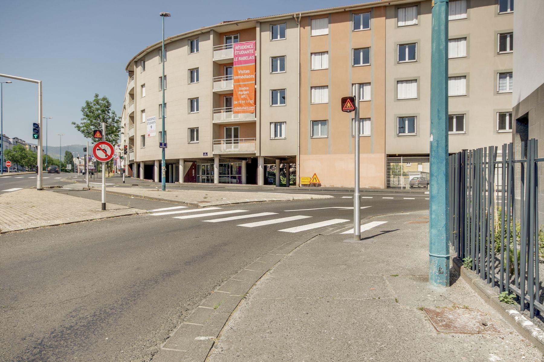 LOGIFAC résidence étudiante Rabelais Clermont-Ferrand Puy de dome