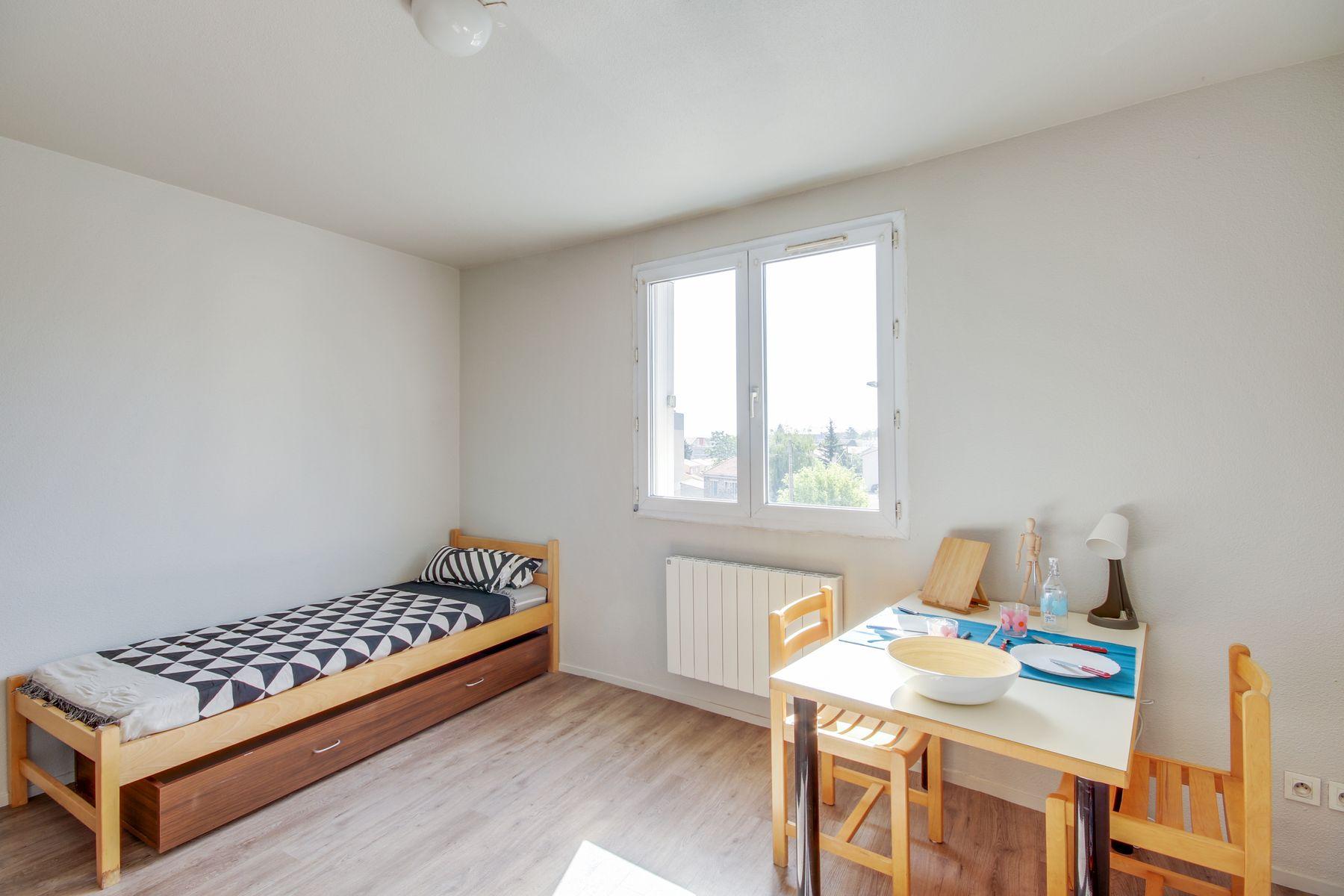 logement LOGIFAC résidence étudiante Rabelais Clermont-Ferrand