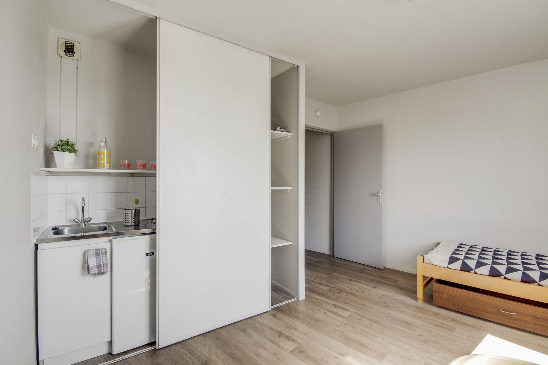 T1 LOGIFAC résidence étudiante Rabelais Clermont-Ferrand