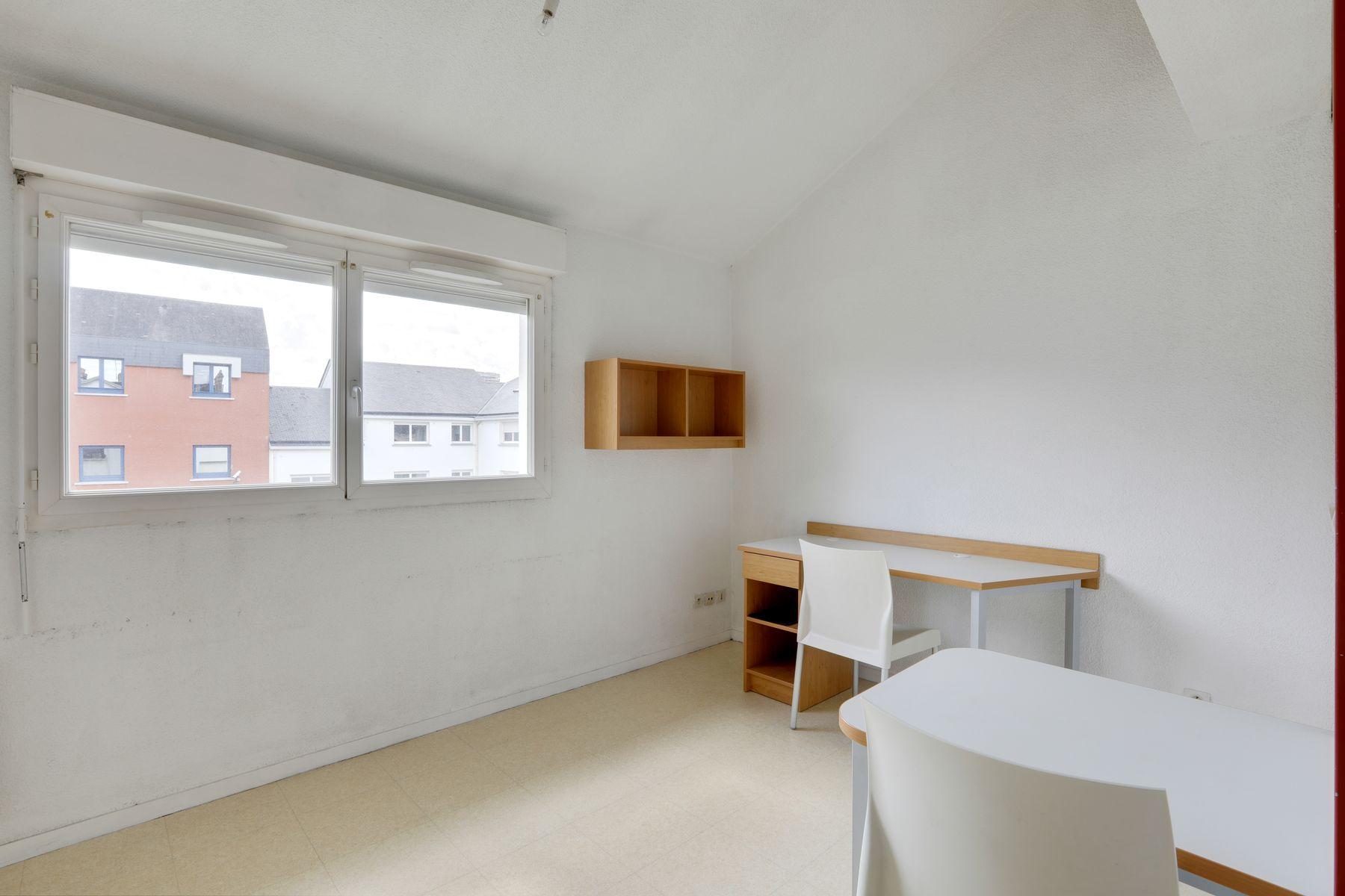 LOGIFAC résidence étudiante Stanford Rouen studio