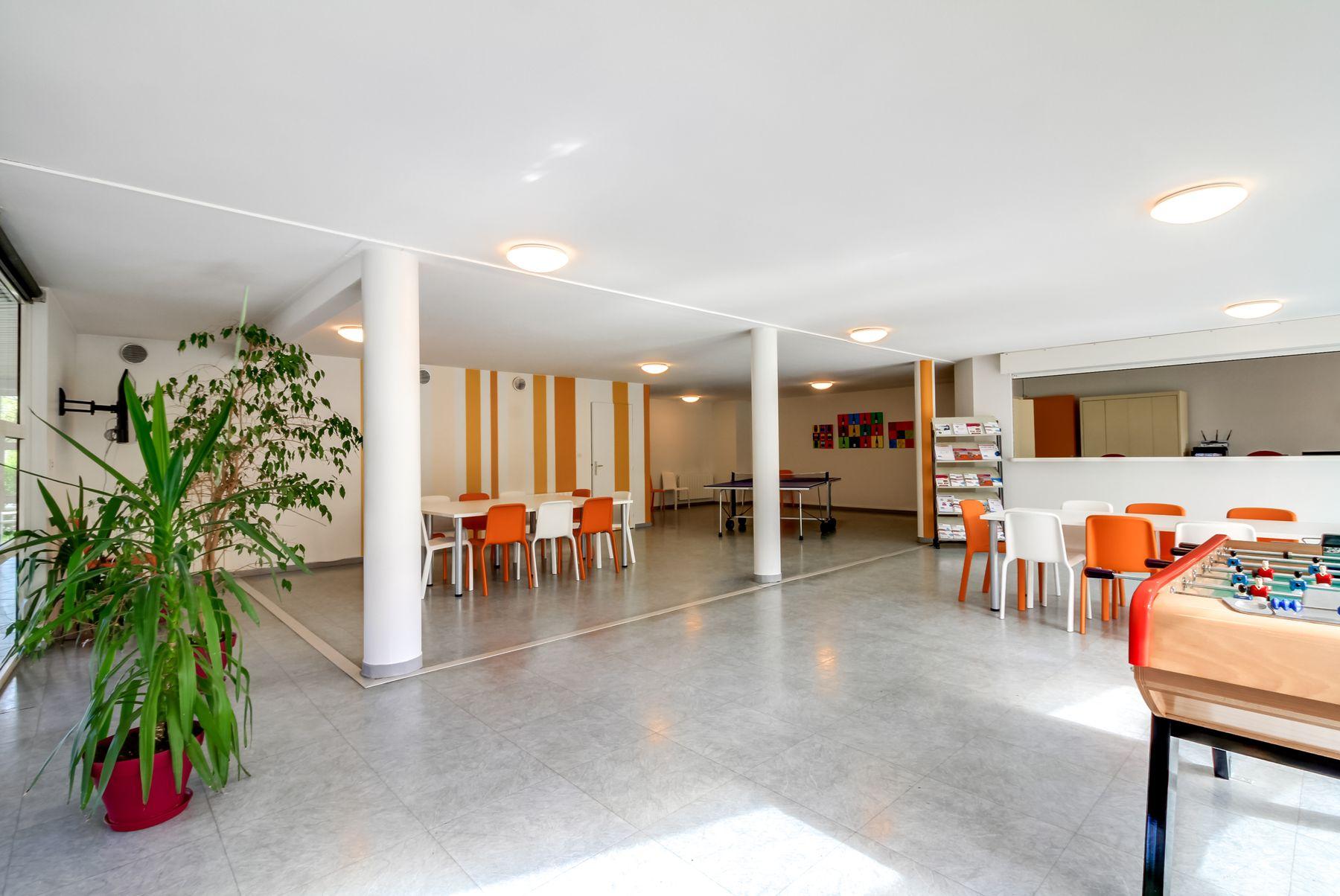 LOGIFAC résidence étudiante Saint-Exupéry Dijon foyer