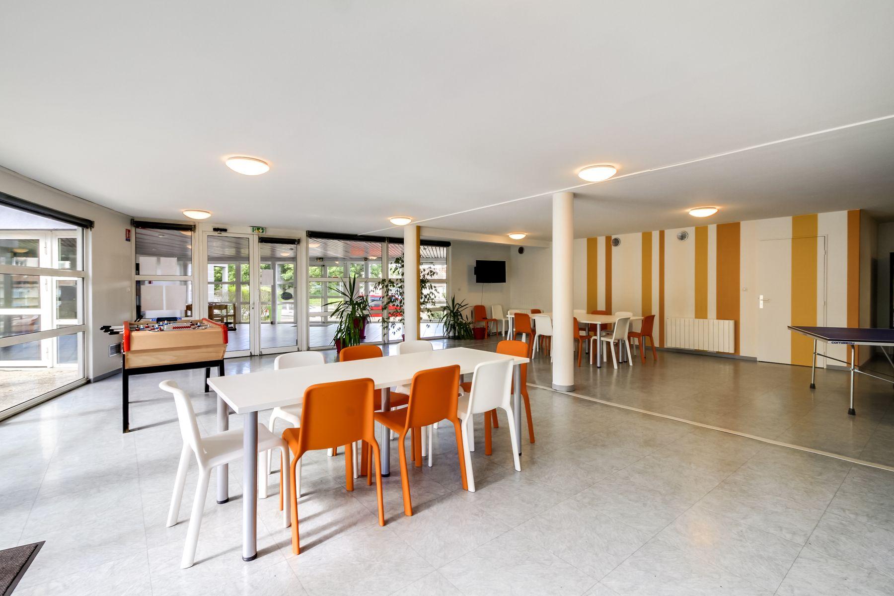 LOGIFAC résidence étudiante Saint-Exupéry Dijon co-working