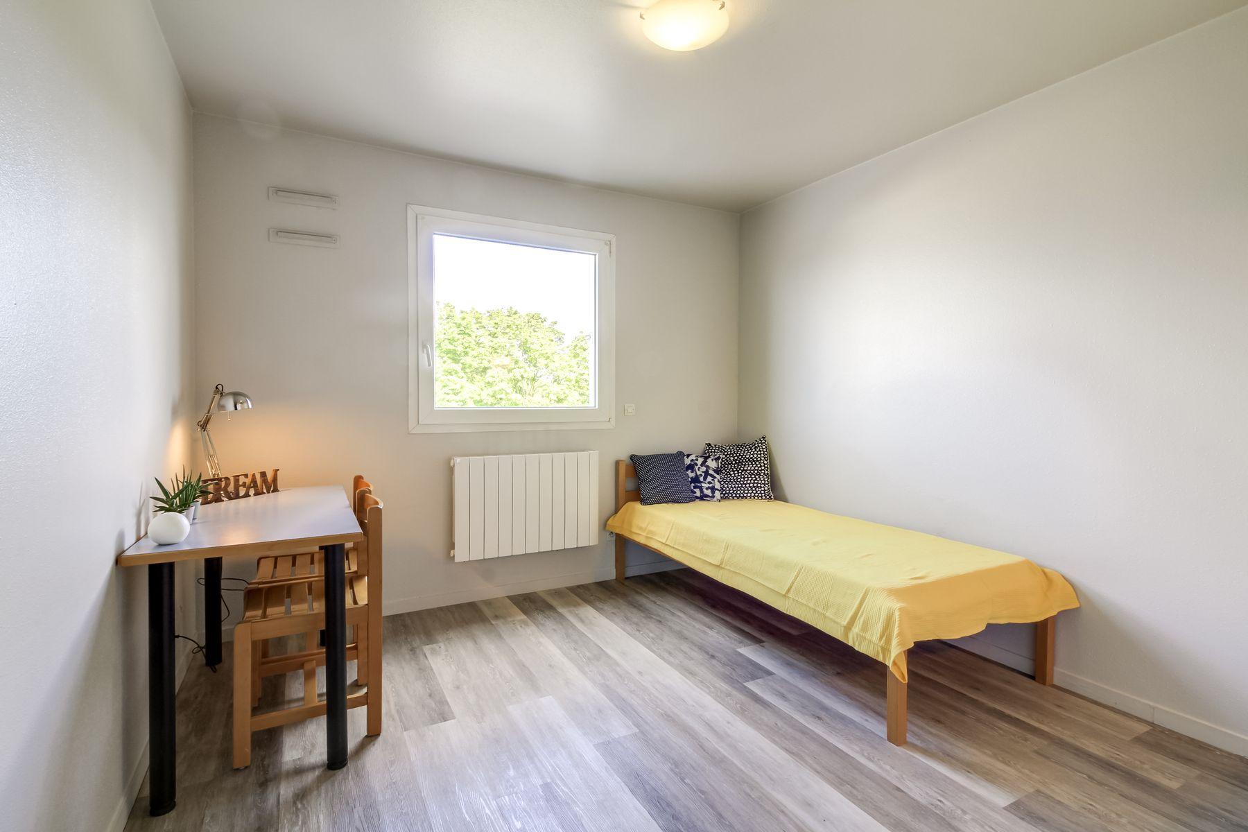 LOGIFAC résidence étudiante Saint-Exupéry Dijon studio