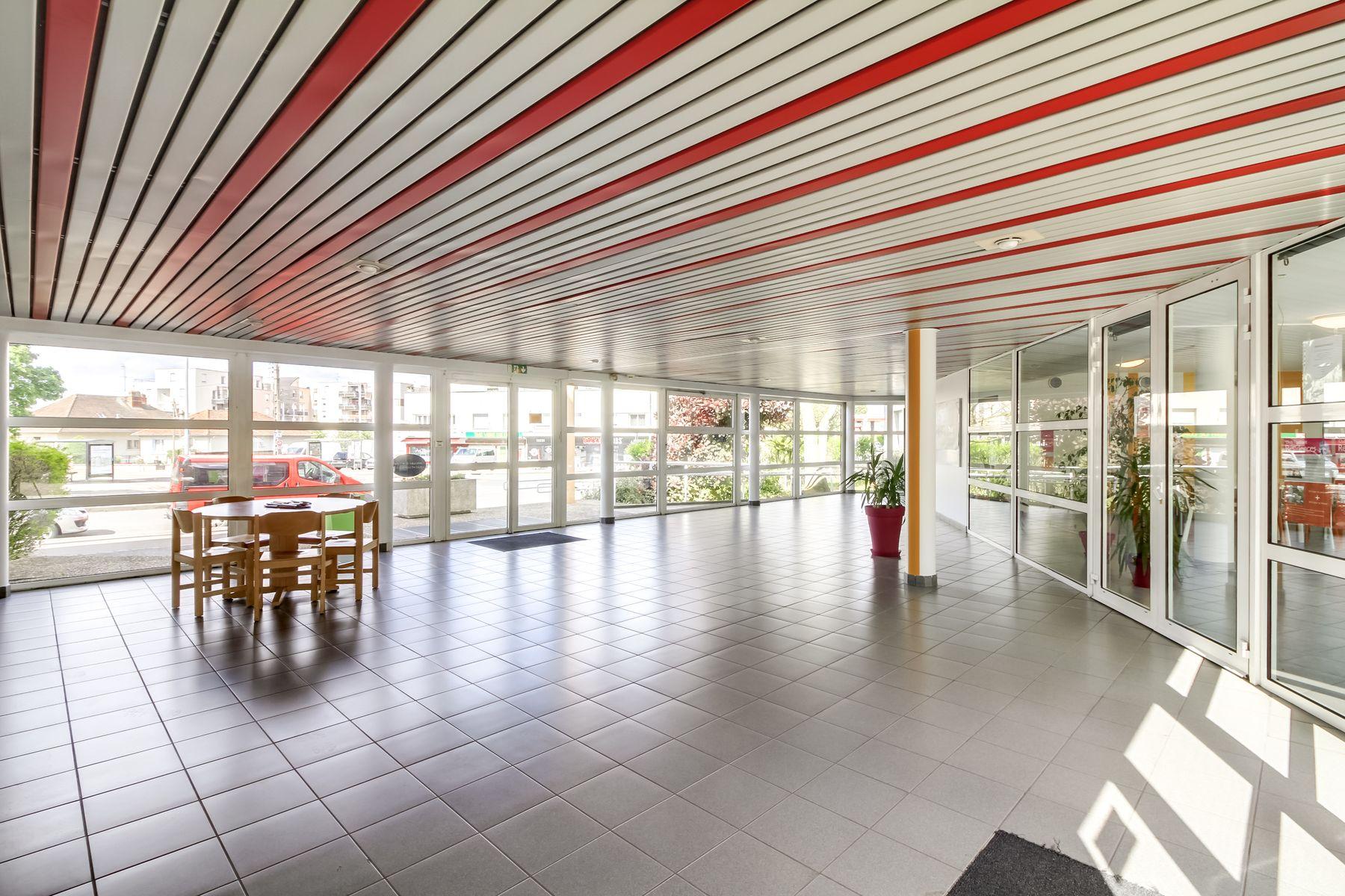LOGIFAC résidence étudiante Saint-Exupéry Dijon espaces communs