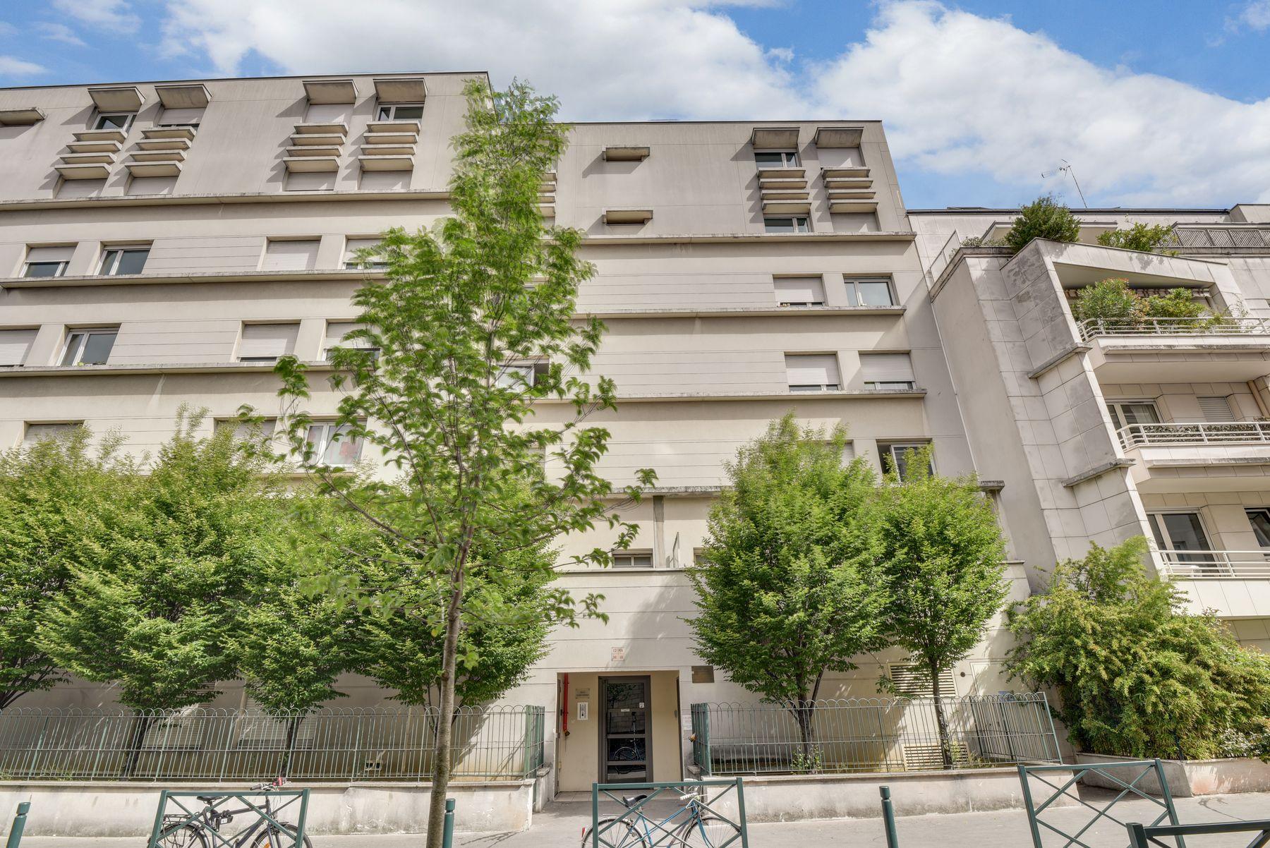LOGIFAC résidence étudiante Saint-Mandéen Paris rue