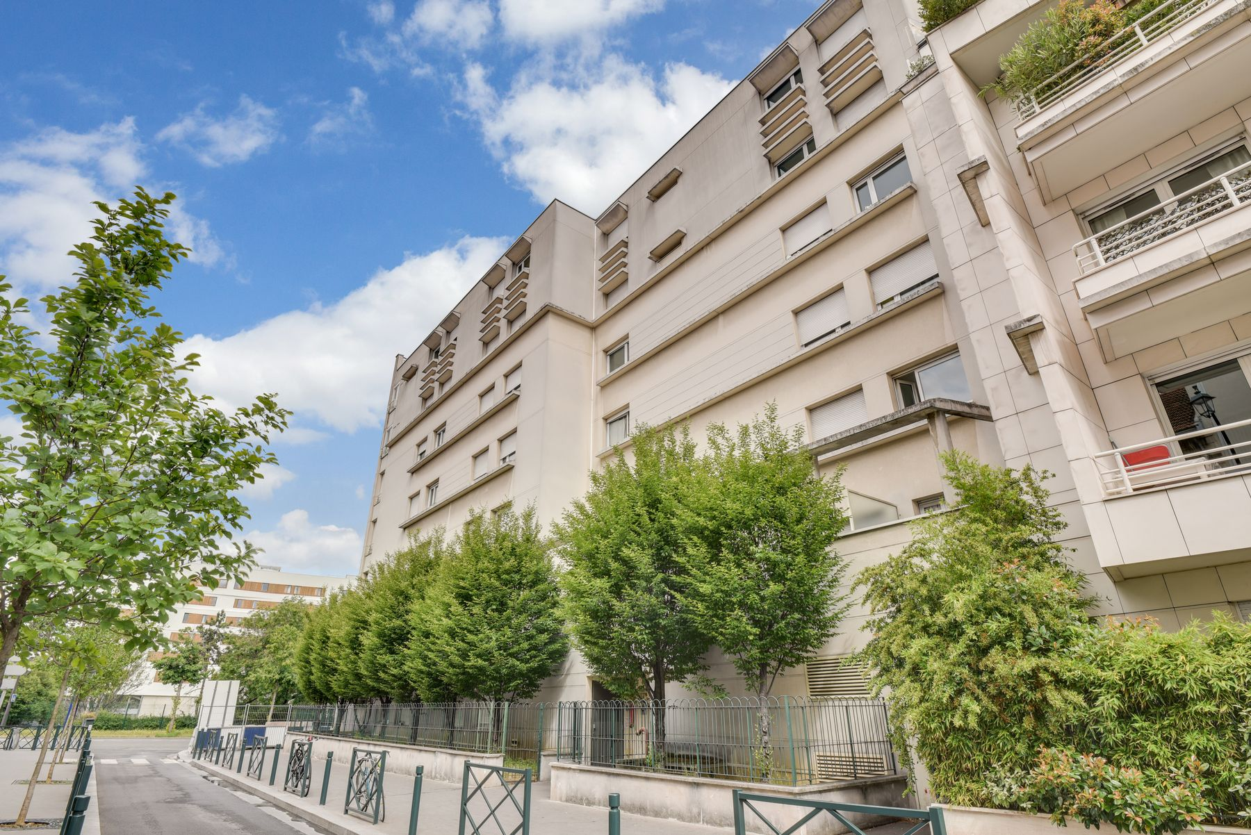 LOGIFAC résidence étudiante Saint-Mandéen Paris localisation