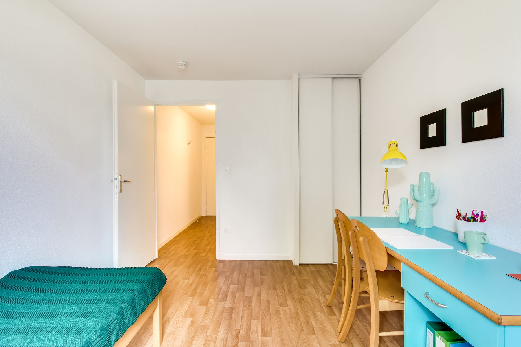 LOGIFAC résidence étudiante Van Gogh La Rochette studio