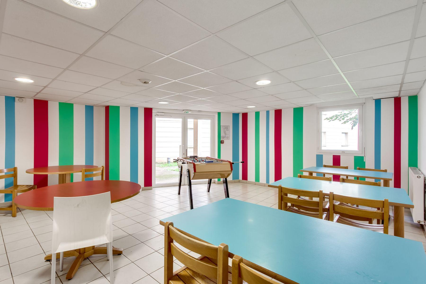 LOGIFAC résidence étudiante Van Gogh La Rochette co-working