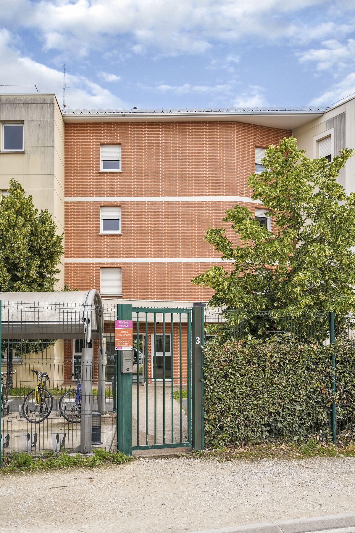 LOGIFAC résidence étudiante Van Gogh La Rochette portillon