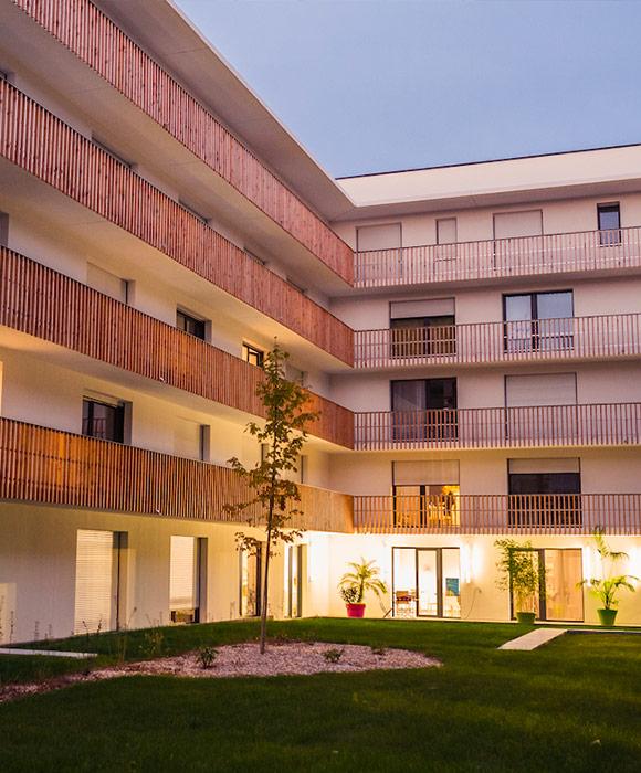 NANTES résidence étudiante la Rivière