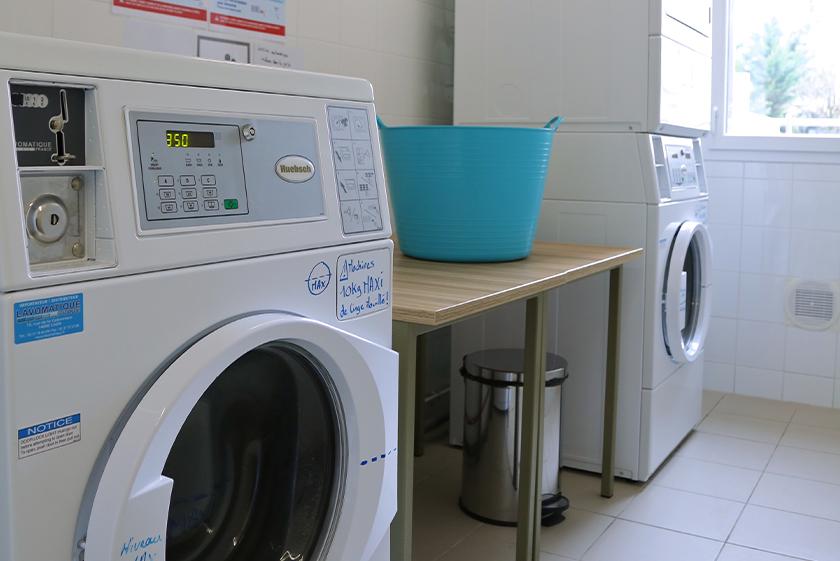 laverie-dijon-residence-etudiante-logifac académies des ducs